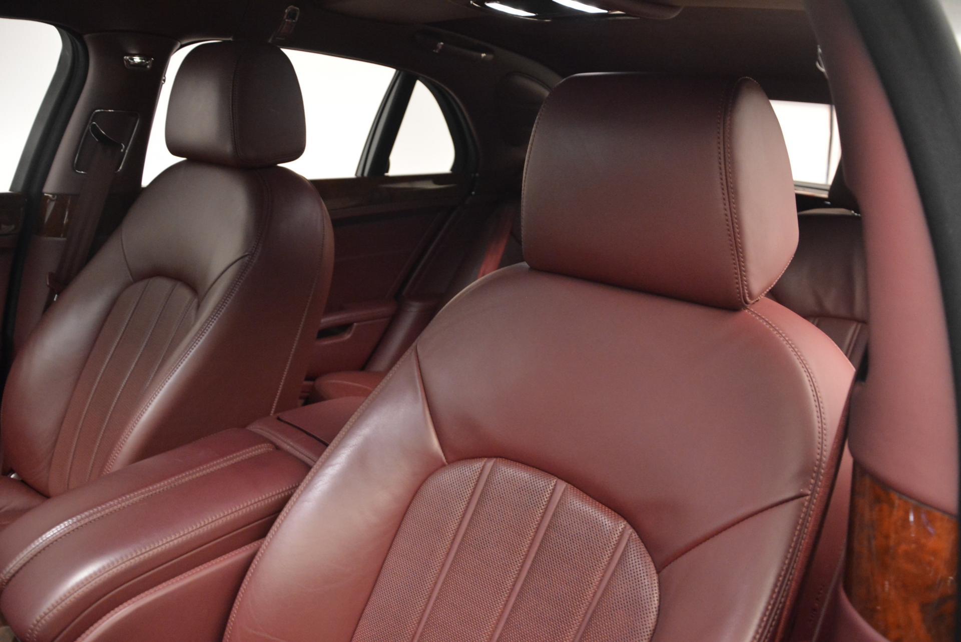 Used 2011 Bentley Mulsanne  For Sale In Greenwich, CT. Alfa Romeo of Greenwich, 6964 38_p16