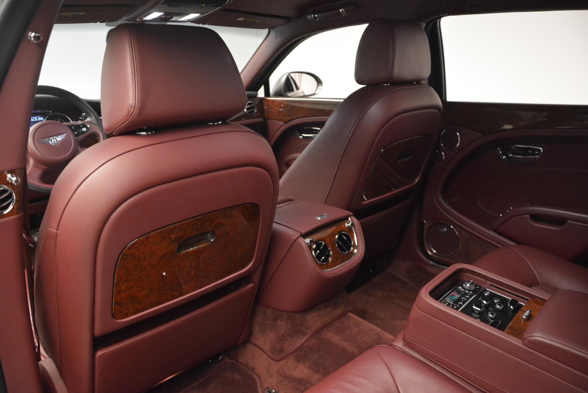 Used 2011 Bentley Mulsanne  For Sale In Greenwich, CT. Alfa Romeo of Greenwich, 6964 38_p17