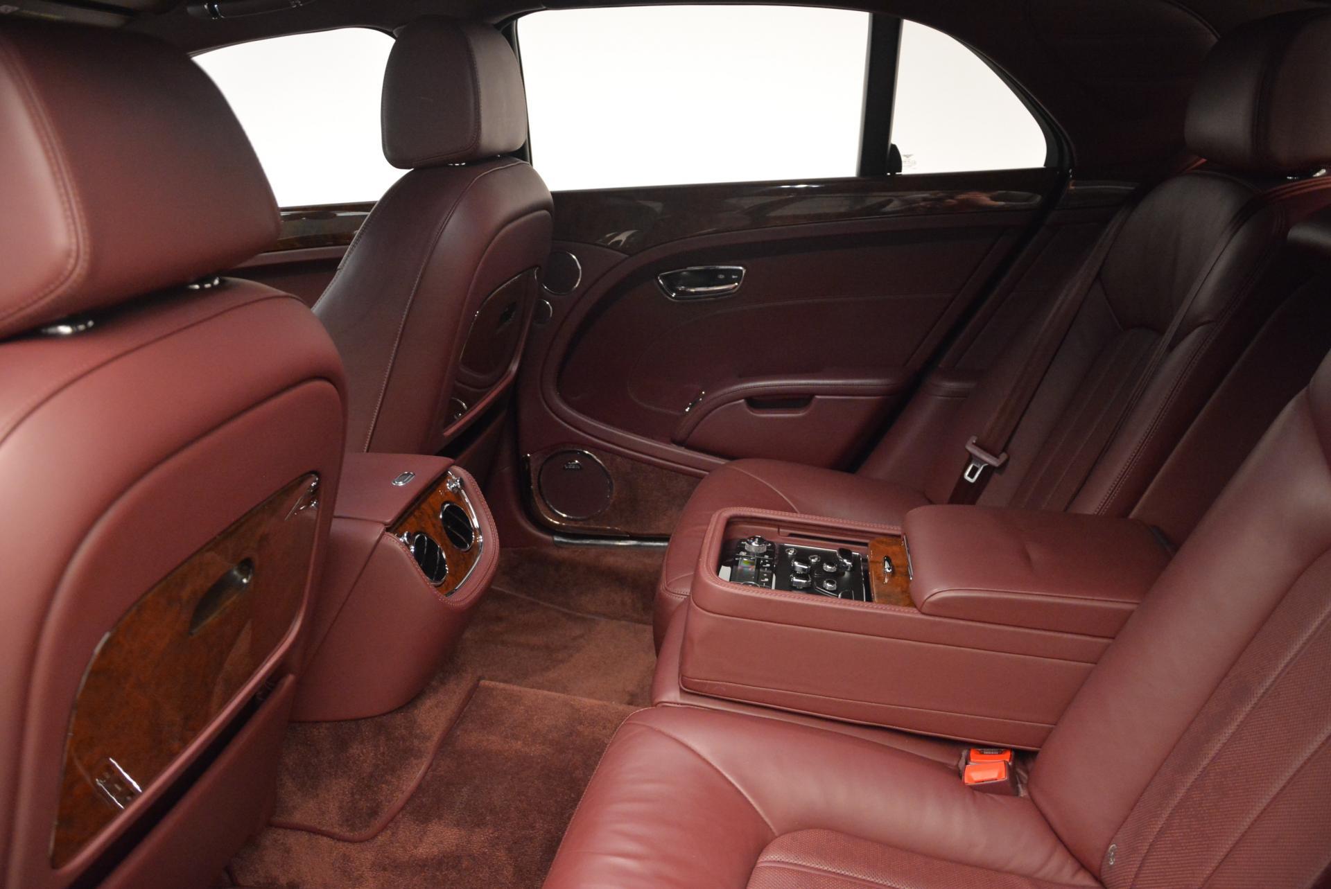 Used 2011 Bentley Mulsanne  For Sale In Greenwich, CT. Alfa Romeo of Greenwich, 6964 38_p18