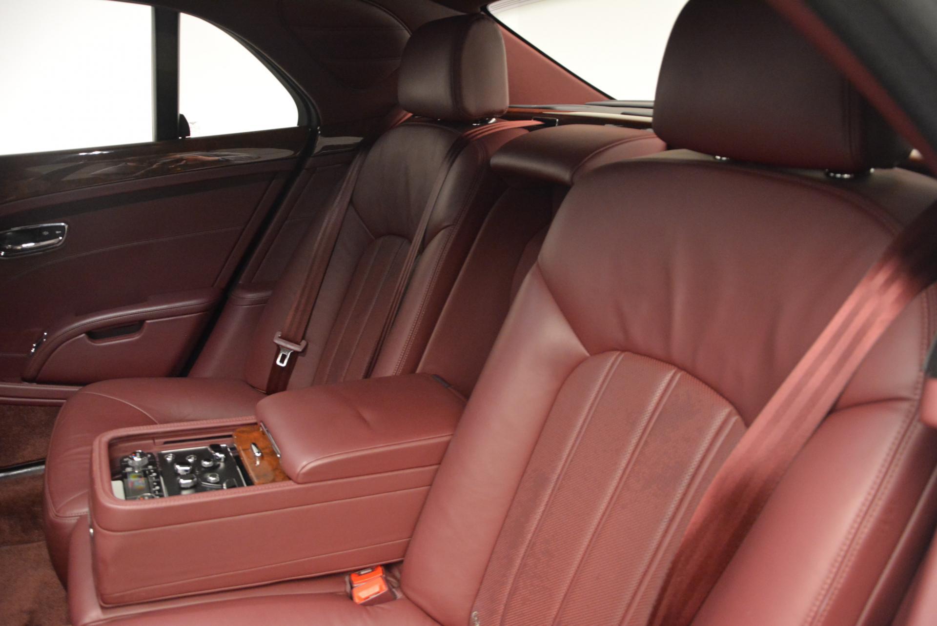 Used 2011 Bentley Mulsanne  For Sale In Greenwich, CT. Alfa Romeo of Greenwich, 6964 38_p19