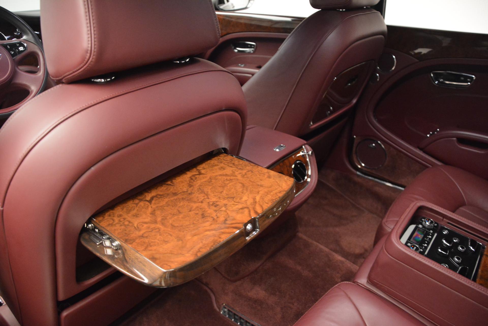 Used 2011 Bentley Mulsanne  For Sale In Greenwich, CT. Alfa Romeo of Greenwich, 6964 38_p20