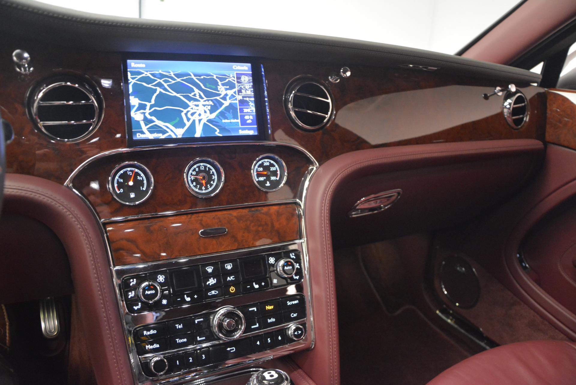 Used 2011 Bentley Mulsanne  For Sale In Greenwich, CT. Alfa Romeo of Greenwich, 6964 38_p21