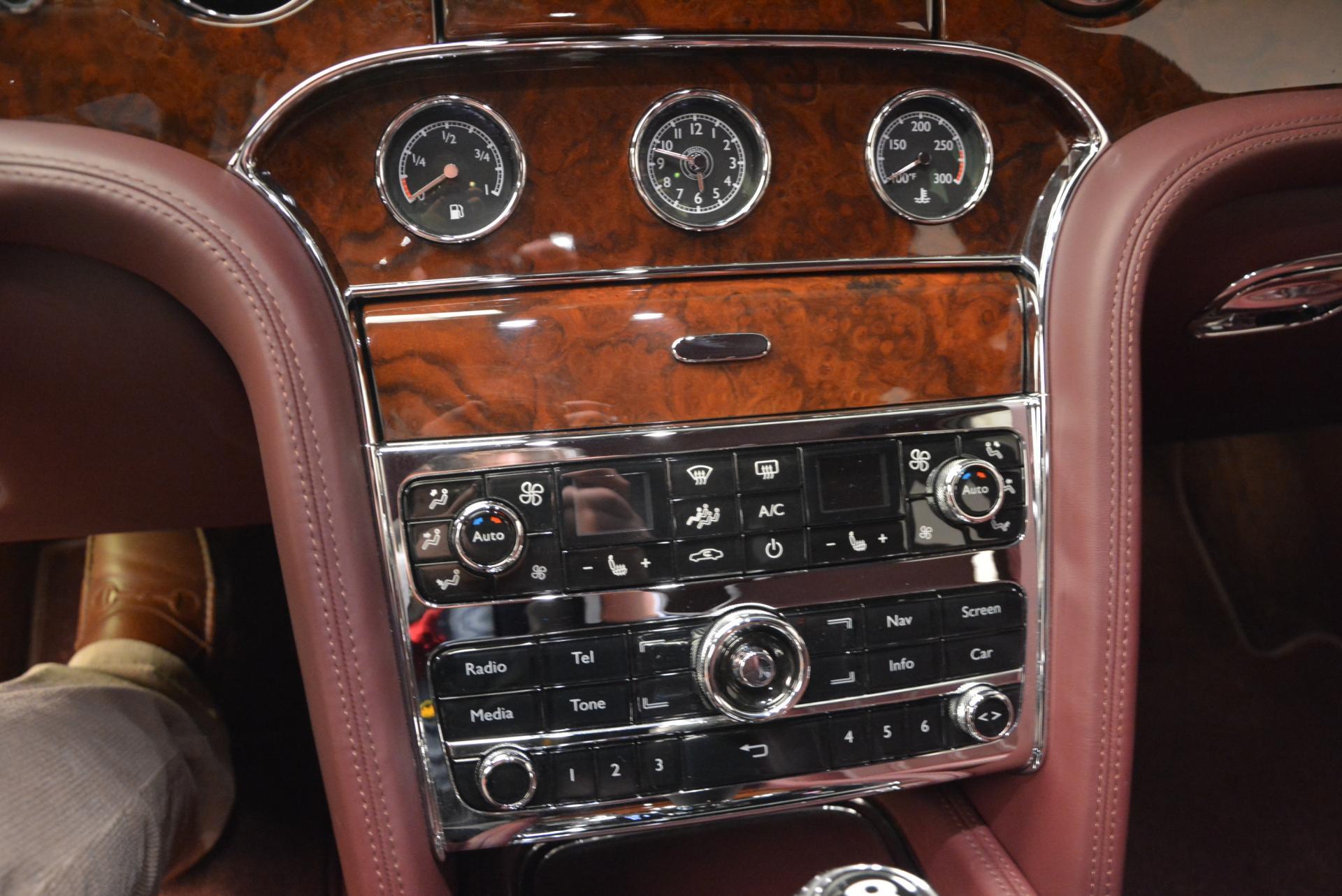 Used 2011 Bentley Mulsanne  For Sale In Greenwich, CT. Alfa Romeo of Greenwich, 6964 38_p23