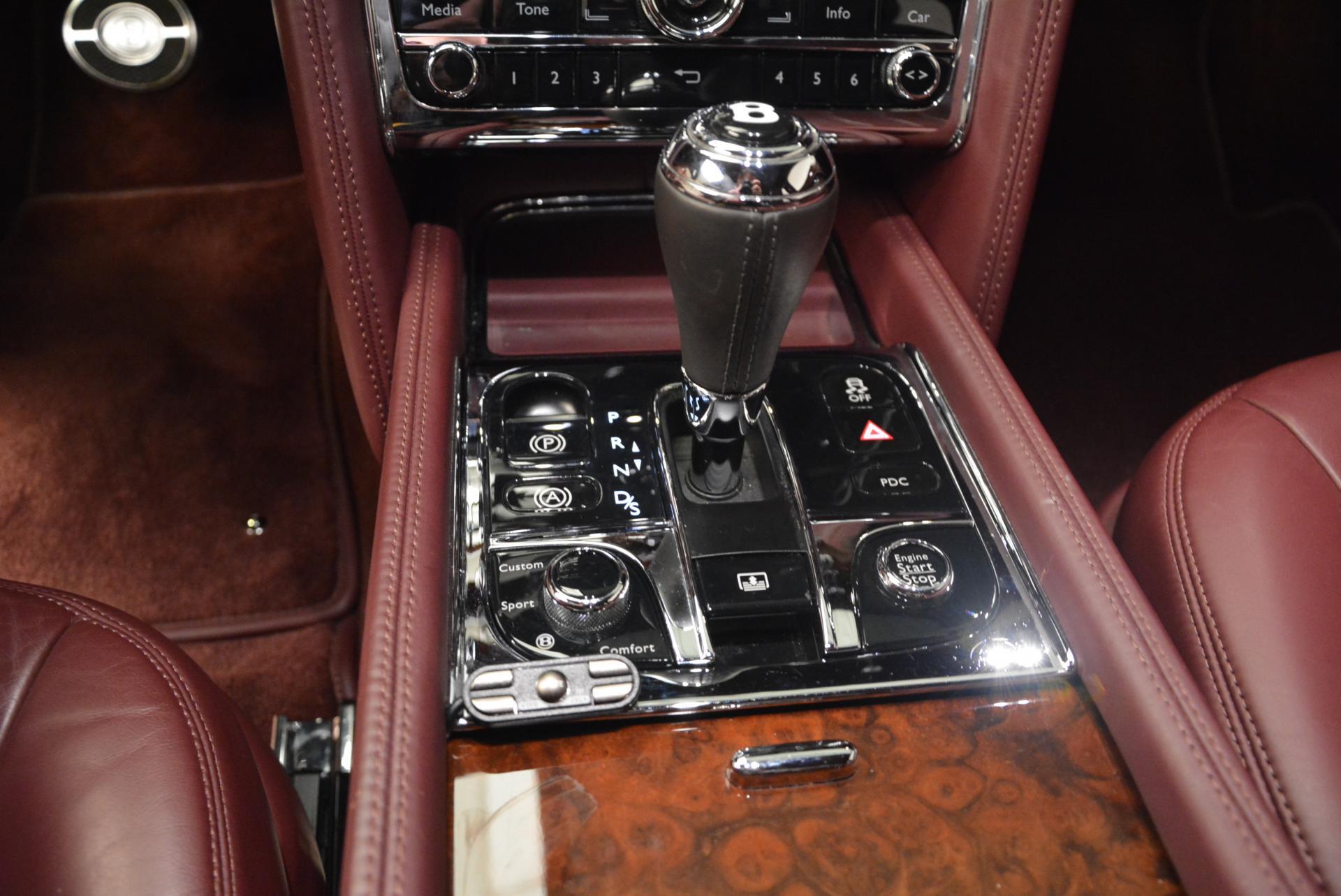 Used 2011 Bentley Mulsanne  For Sale In Greenwich, CT. Alfa Romeo of Greenwich, 6964 38_p24