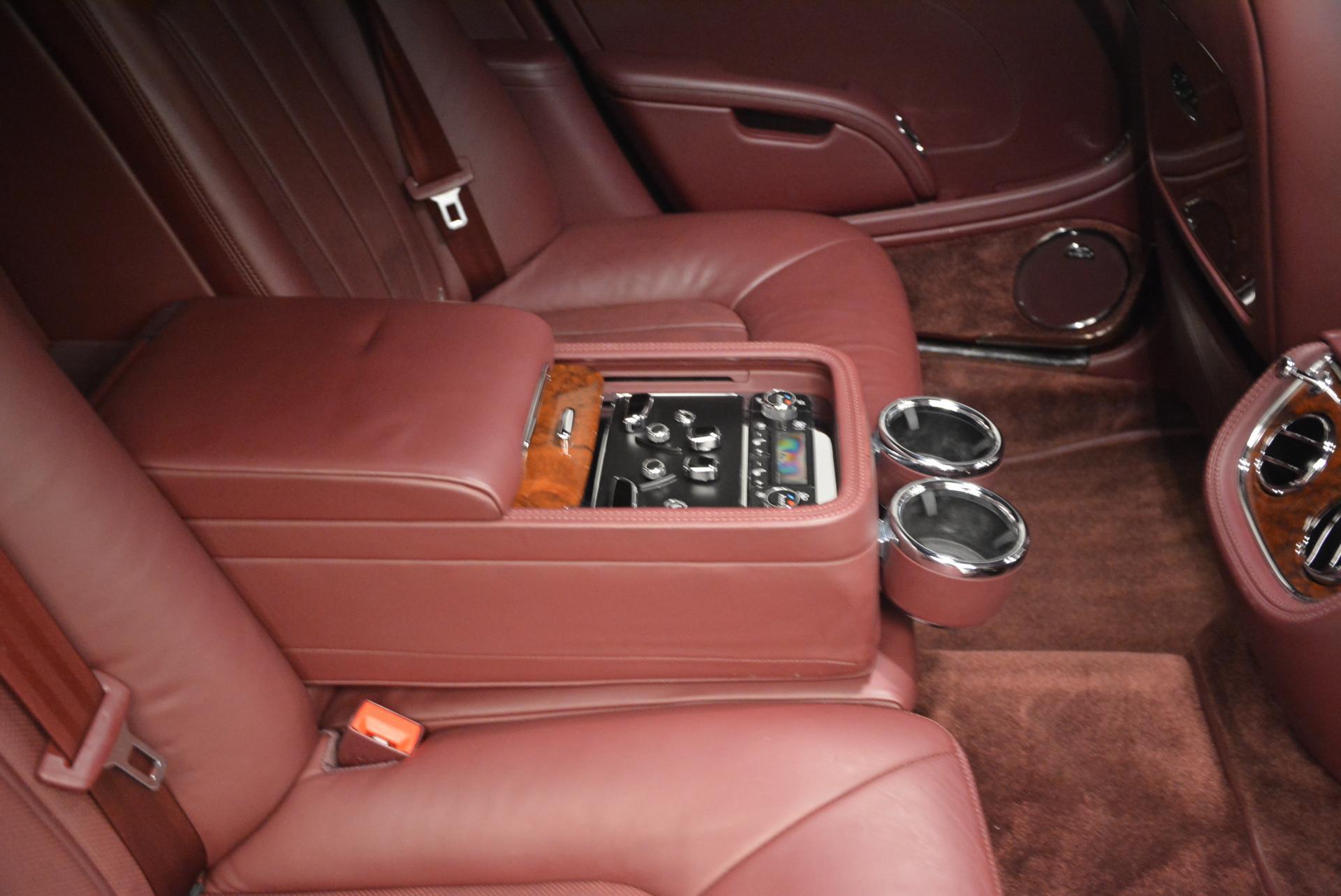 Used 2011 Bentley Mulsanne  For Sale In Greenwich, CT. Alfa Romeo of Greenwich, 6964 38_p25