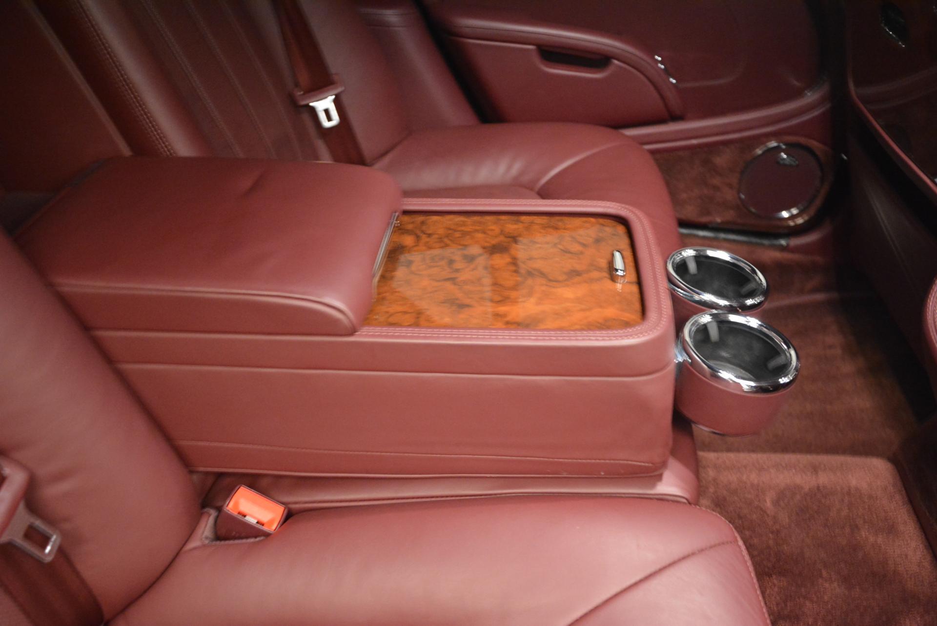 Used 2011 Bentley Mulsanne  For Sale In Greenwich, CT. Alfa Romeo of Greenwich, 6964 38_p26