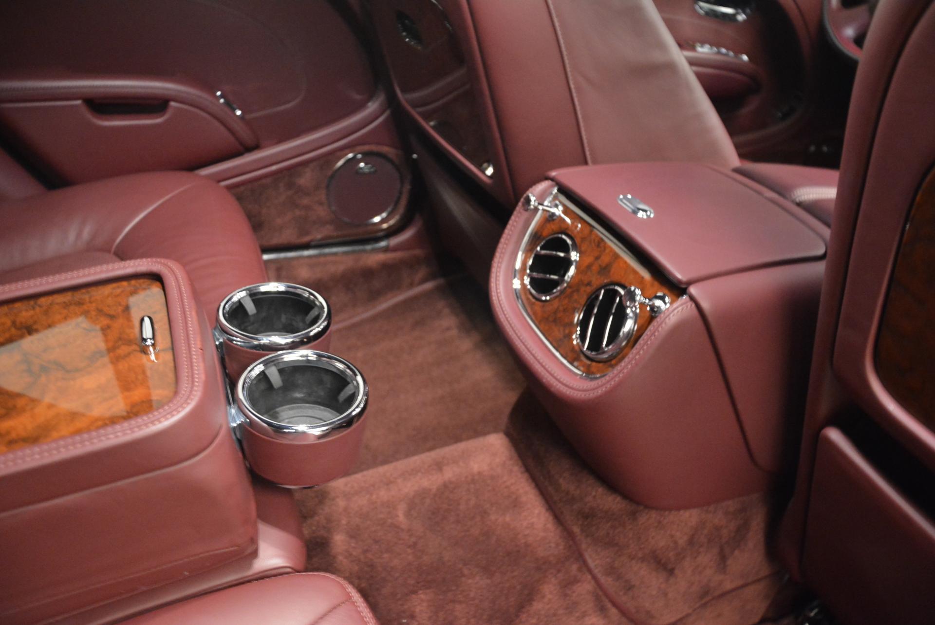 Used 2011 Bentley Mulsanne  For Sale In Greenwich, CT. Alfa Romeo of Greenwich, 6964 38_p27