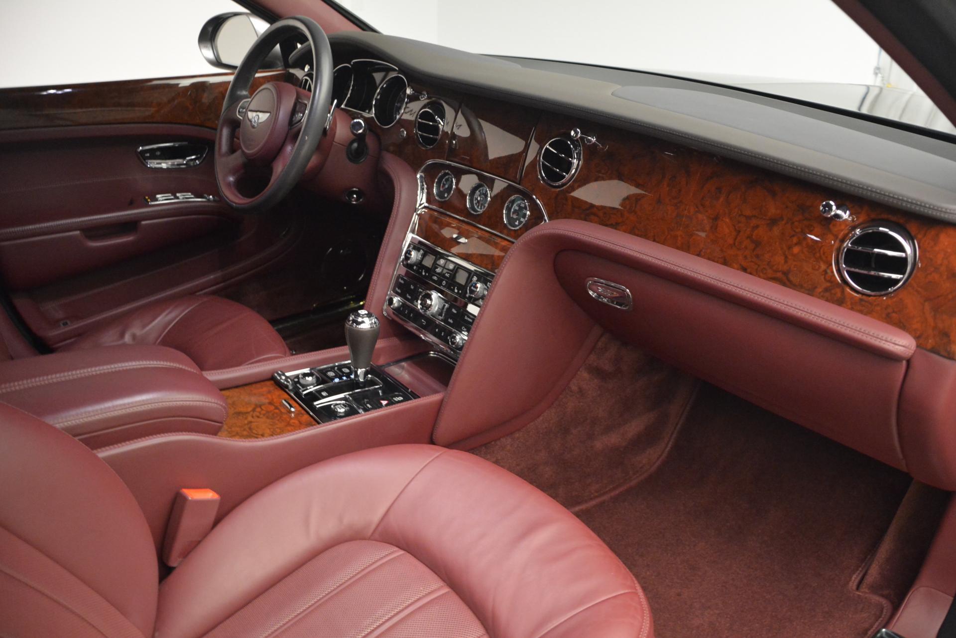 Used 2011 Bentley Mulsanne  For Sale In Greenwich, CT. Alfa Romeo of Greenwich, 6964 38_p29