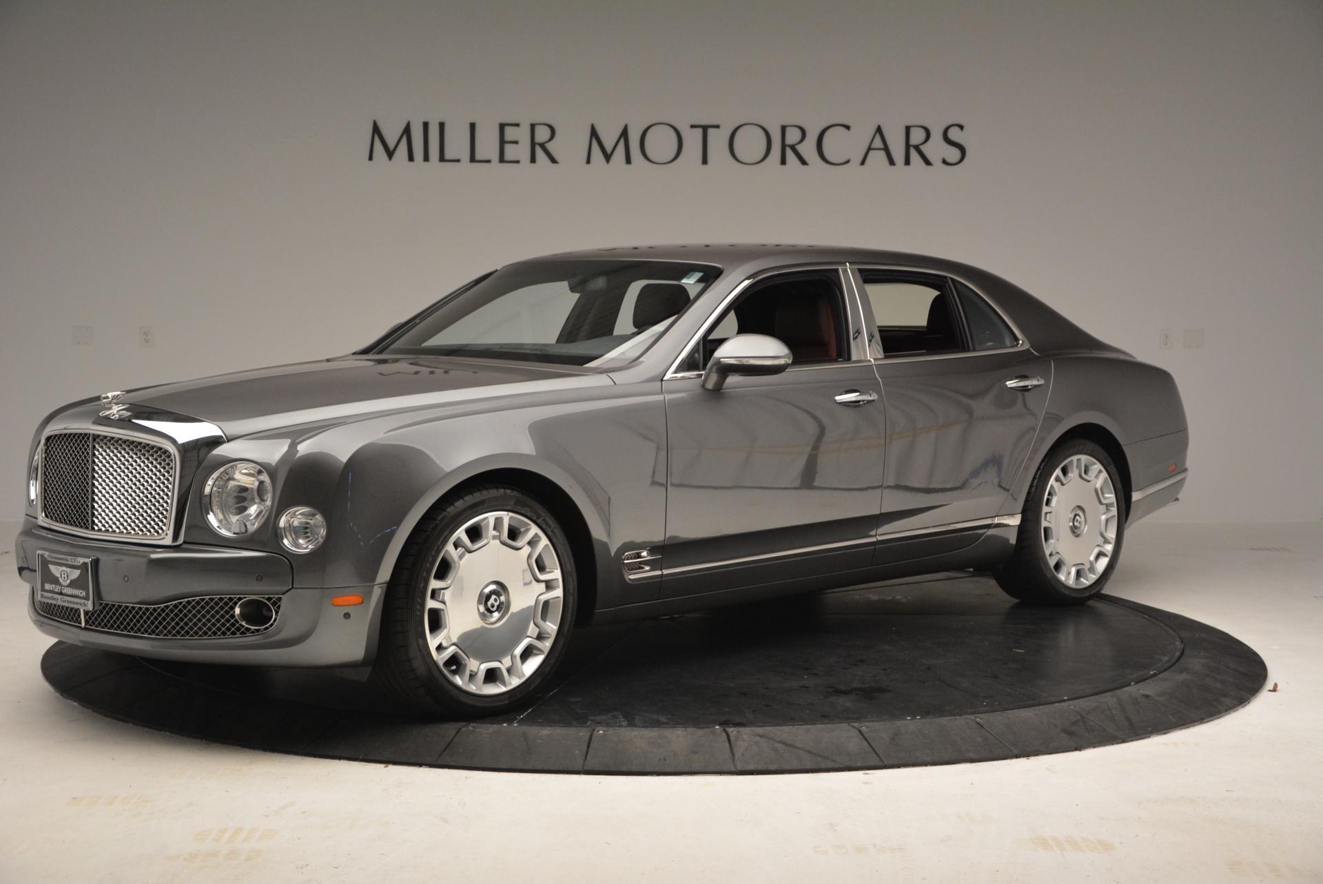 Used 2011 Bentley Mulsanne  For Sale In Greenwich, CT. Alfa Romeo of Greenwich, 6964 38_p2