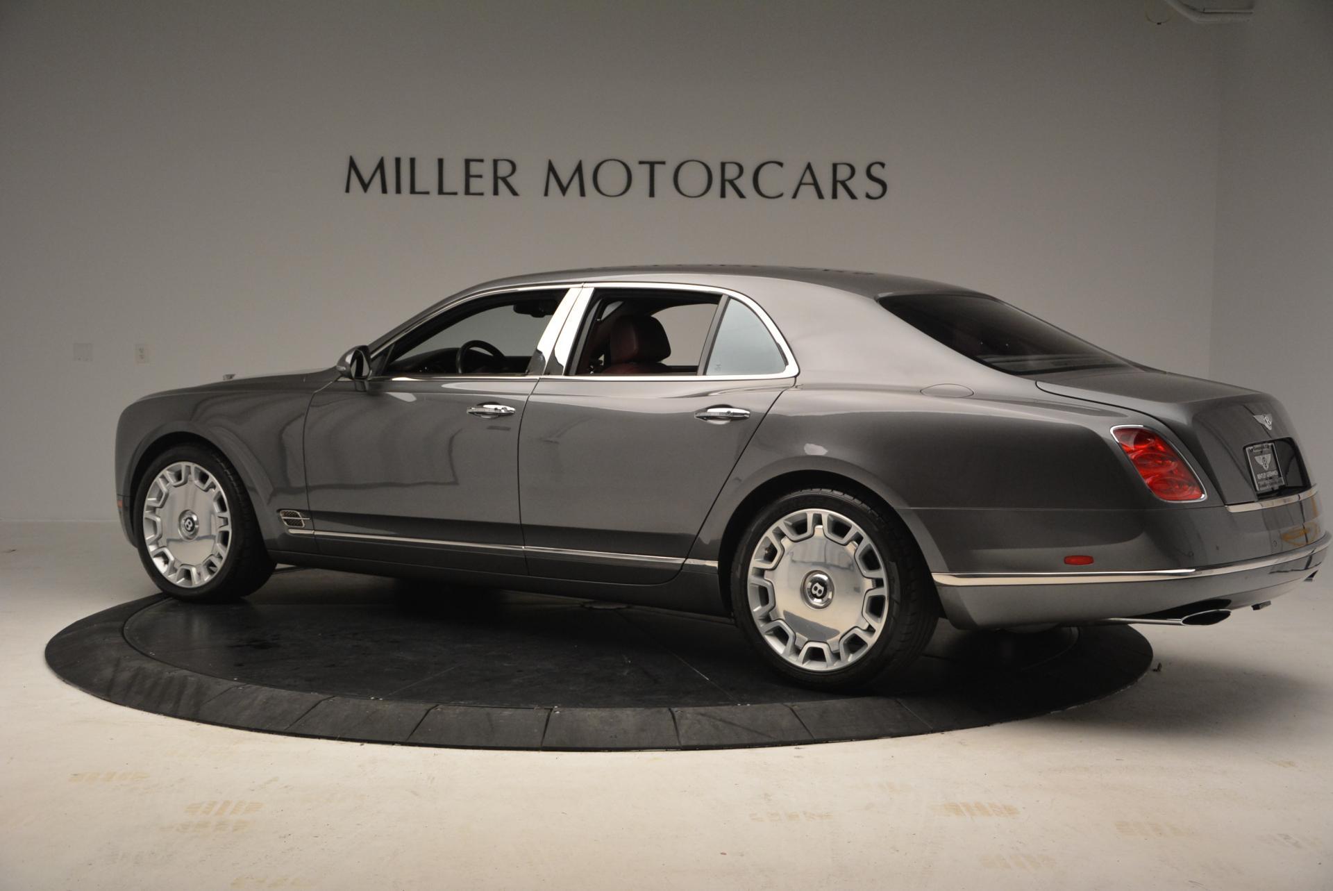 Used 2011 Bentley Mulsanne  For Sale In Greenwich, CT. Alfa Romeo of Greenwich, 6964 38_p4