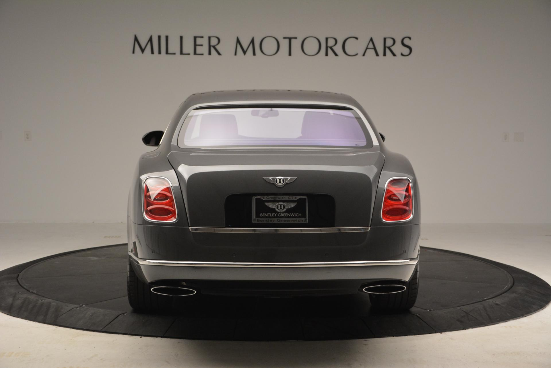 Used 2011 Bentley Mulsanne  For Sale In Greenwich, CT. Alfa Romeo of Greenwich, 6964 38_p6