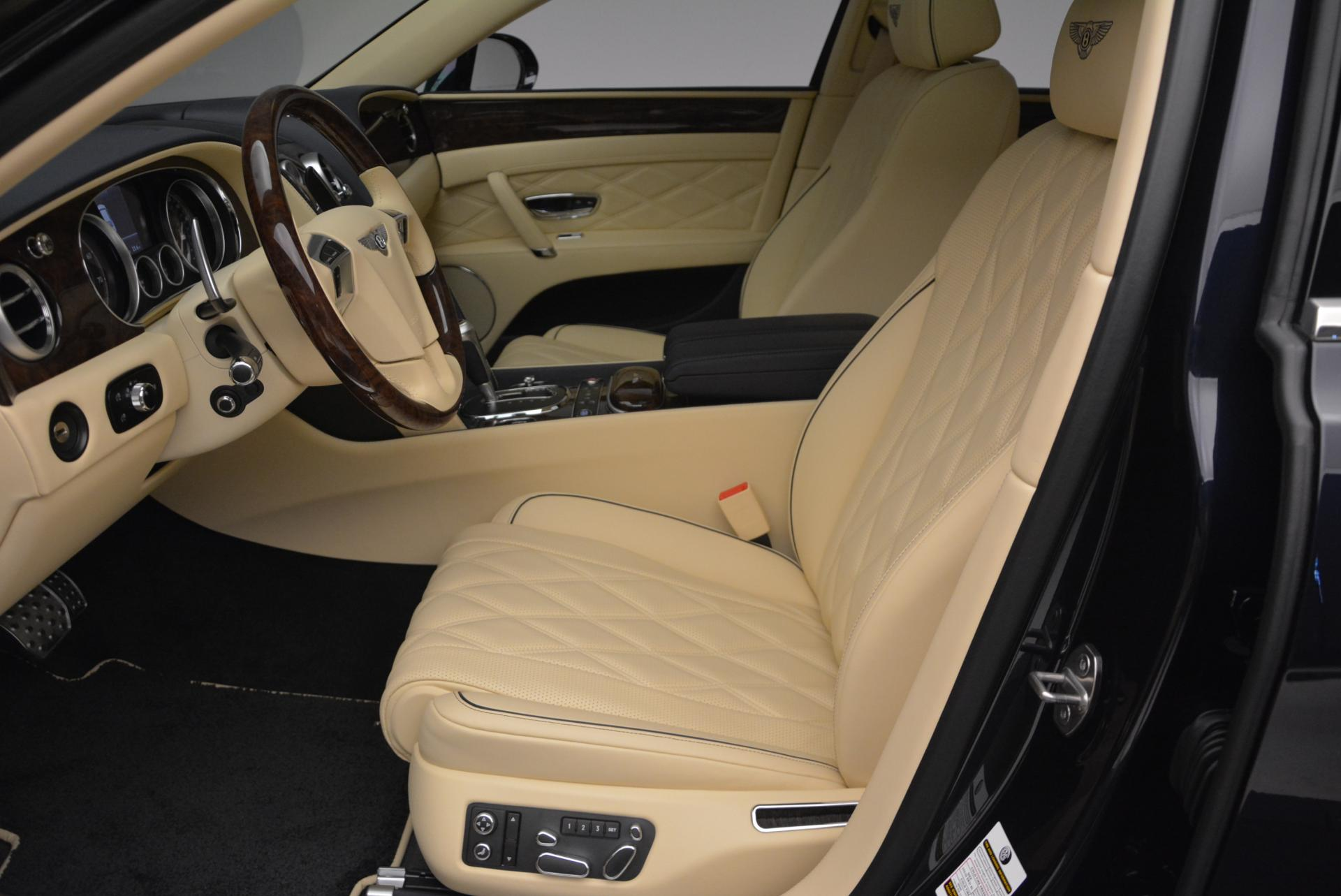 Used 2016 Bentley Flying Spur W12 For Sale In Greenwich, CT. Alfa Romeo of Greenwich, B1119 39_p14