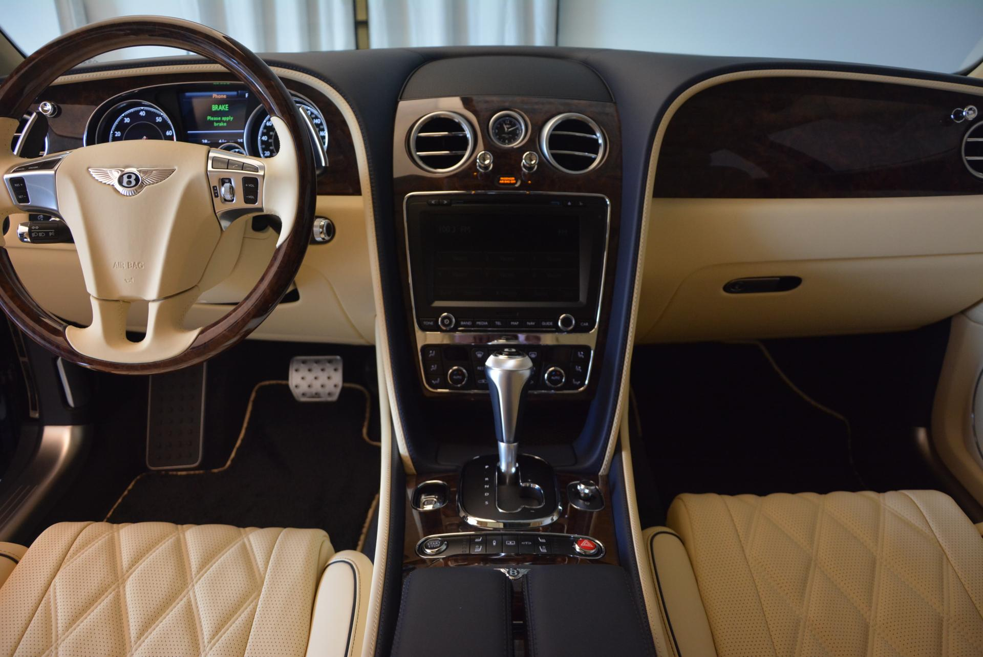 Used 2016 Bentley Flying Spur W12 For Sale In Greenwich, CT. Alfa Romeo of Greenwich, B1119 39_p22