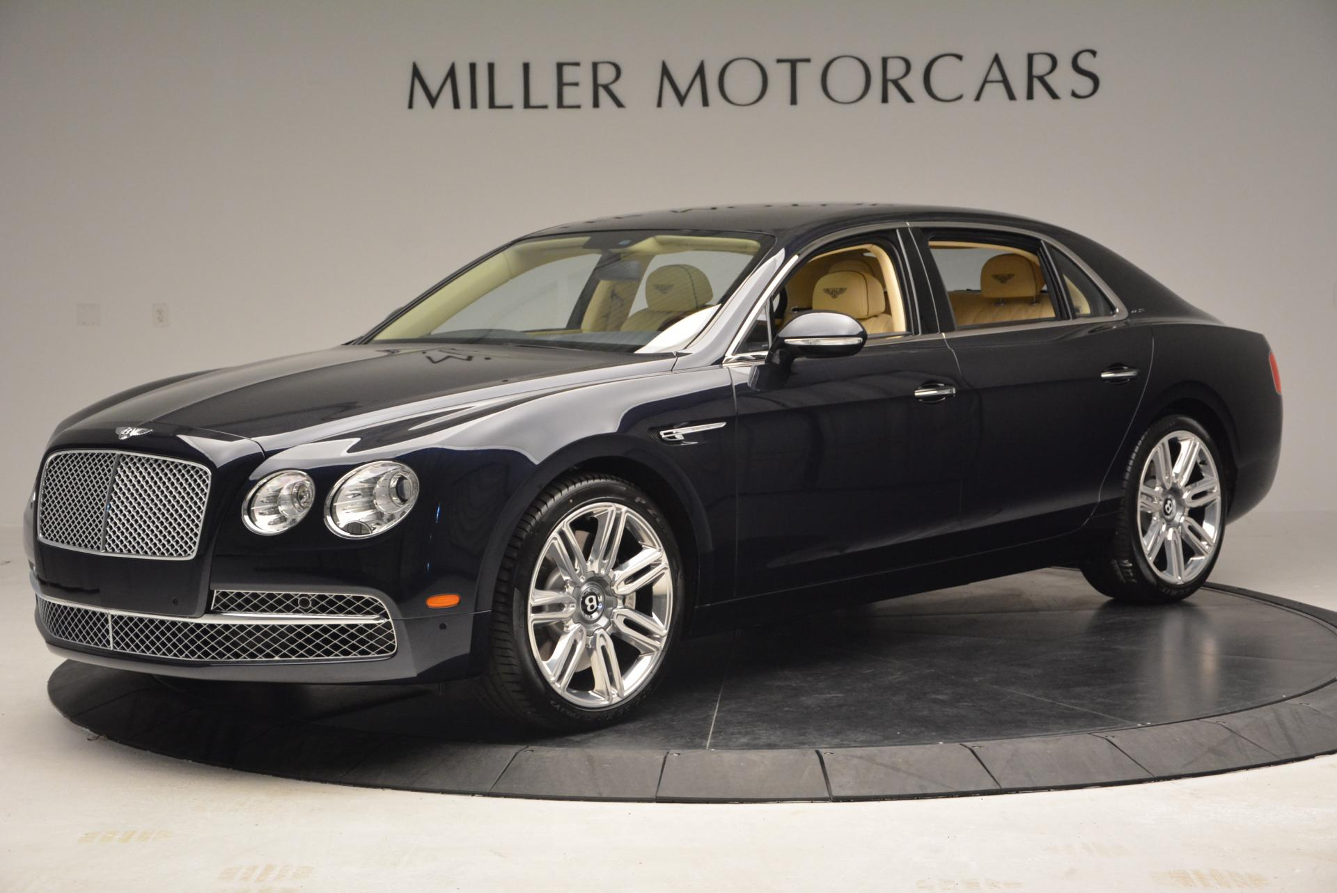 Used 2016 Bentley Flying Spur W12 For Sale In Greenwich, CT. Alfa Romeo of Greenwich, B1119 39_p2