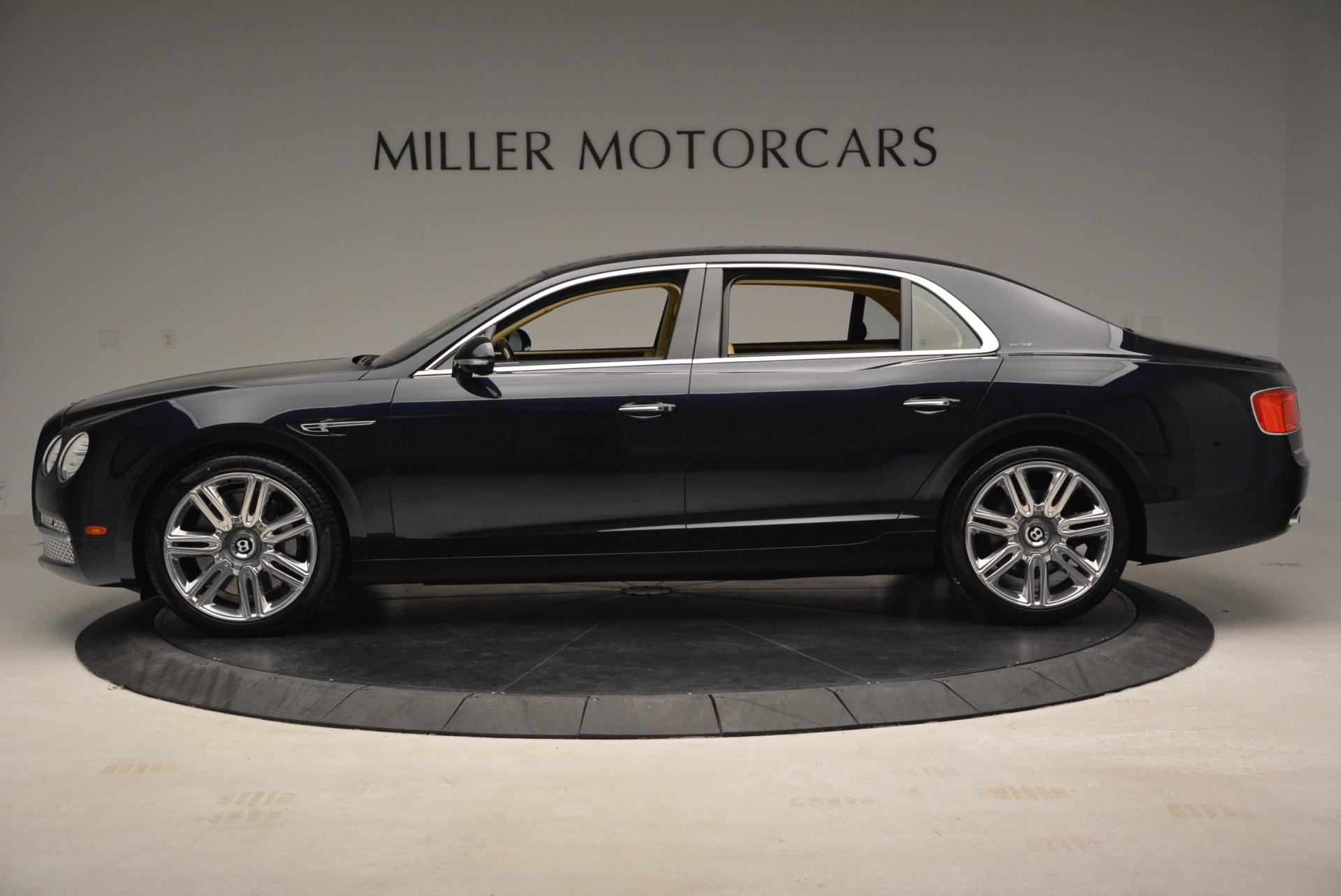 Used 2016 Bentley Flying Spur W12 For Sale In Greenwich, CT. Alfa Romeo of Greenwich, B1119 39_p3