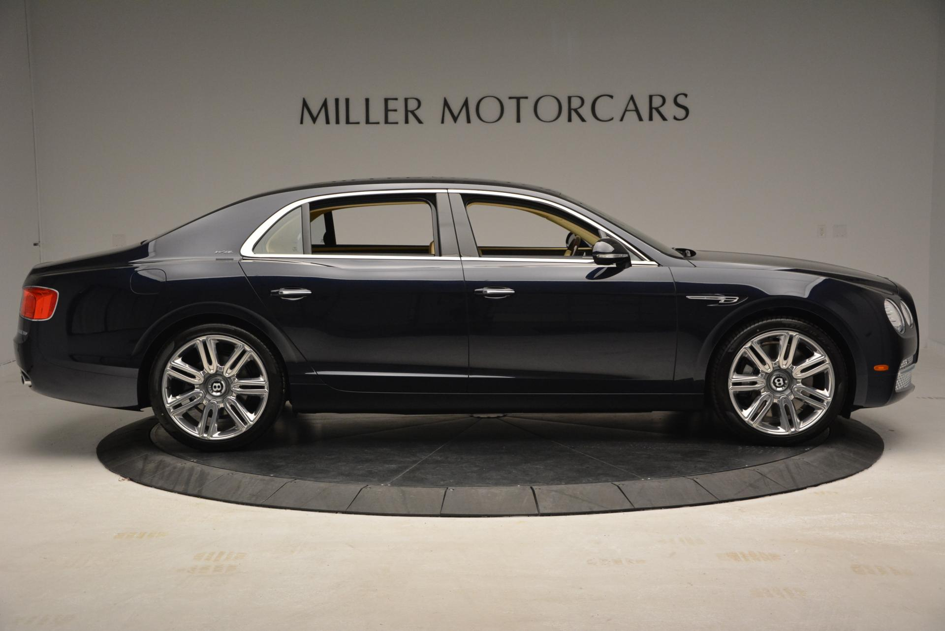 Used 2016 Bentley Flying Spur W12 For Sale In Greenwich, CT. Alfa Romeo of Greenwich, B1119 39_p9