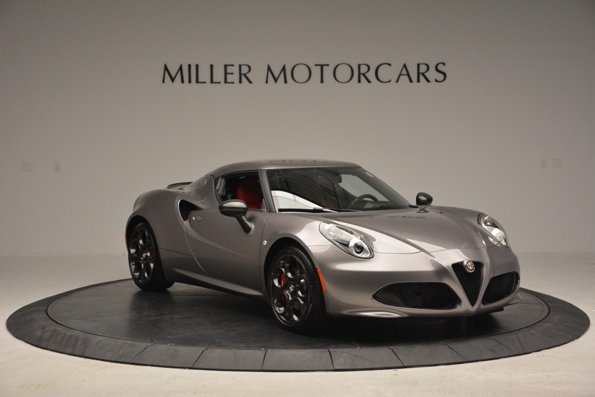 New 2016 Alfa Romeo 4C  For Sale In Greenwich, CT. Alfa Romeo of Greenwich, L035 4_p11