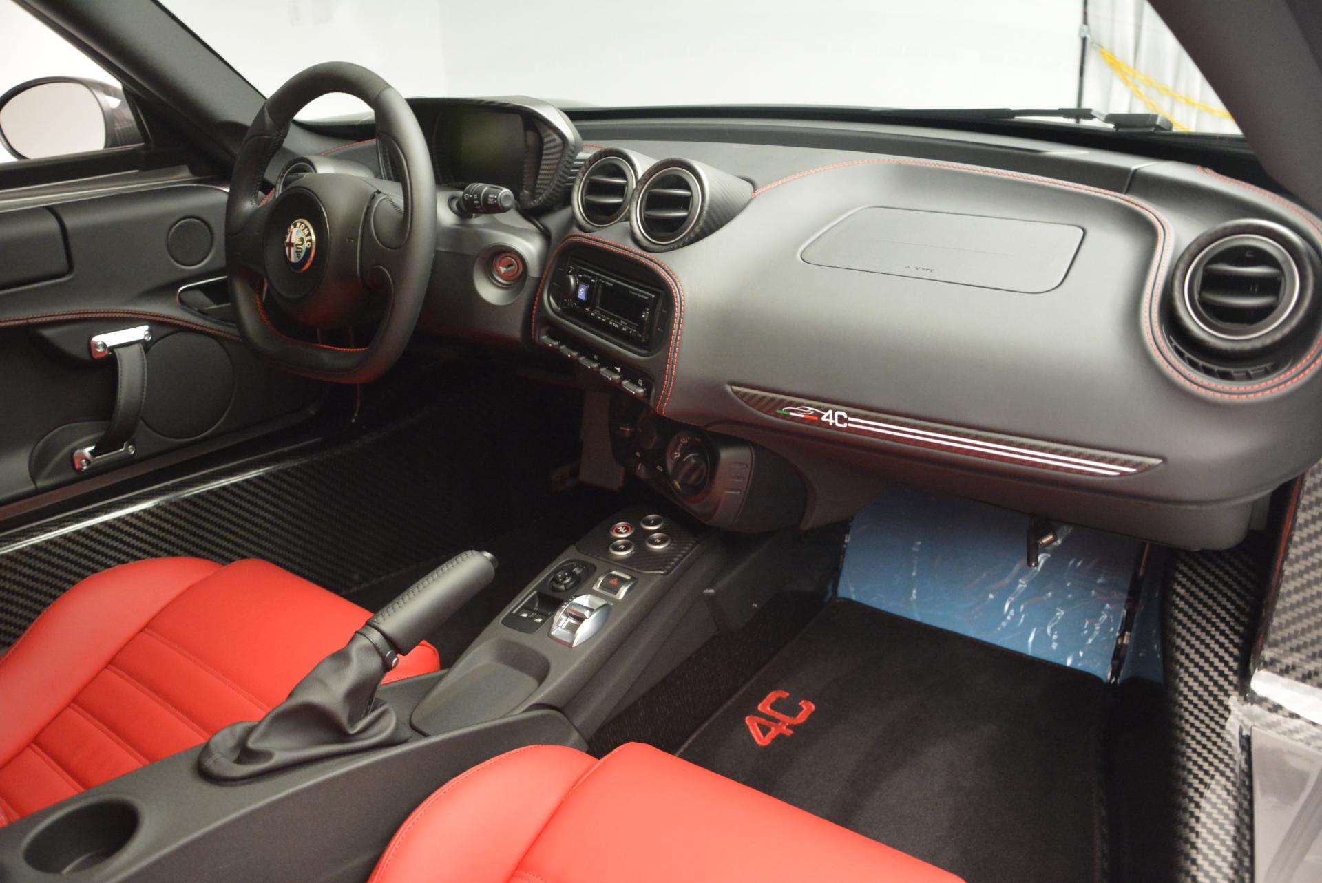 New 2016 Alfa Romeo 4C  For Sale In Greenwich, CT. Alfa Romeo of Greenwich, L035 4_p17