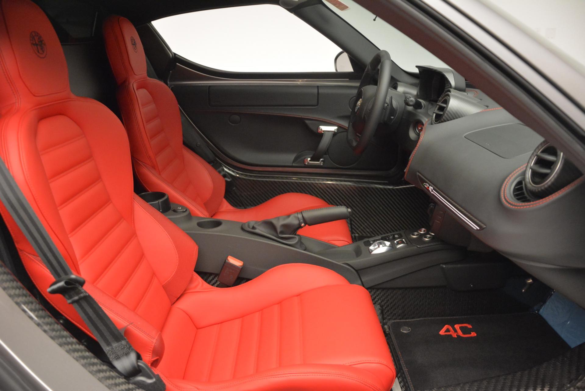 New 2016 Alfa Romeo 4C  For Sale In Greenwich, CT. Alfa Romeo of Greenwich, L035 4_p18