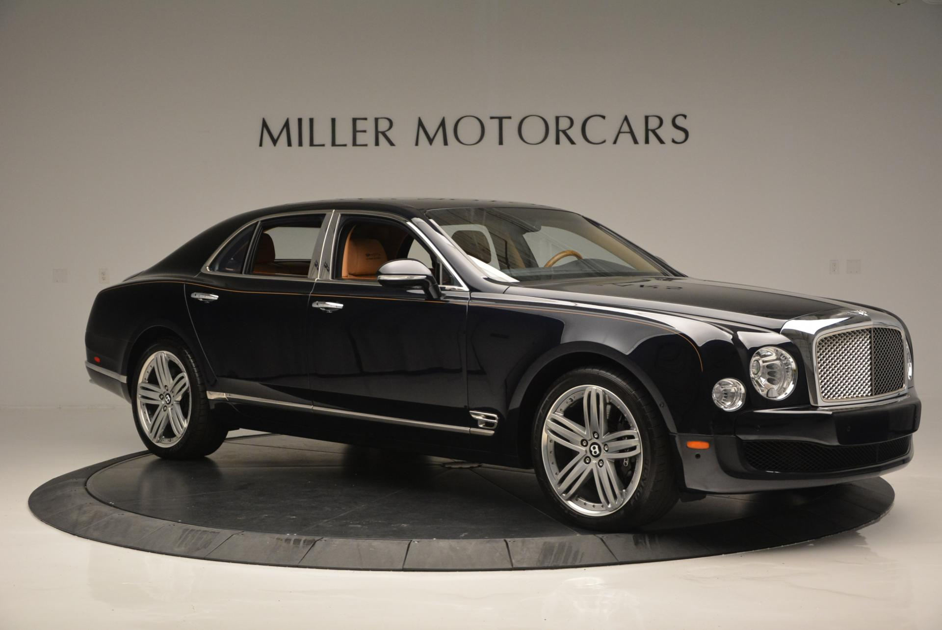 Used 2013 Bentley Mulsanne Le Mans Edition- Number 1 of 48 For Sale In Greenwich, CT. Alfa Romeo of Greenwich, R310A 40_p10