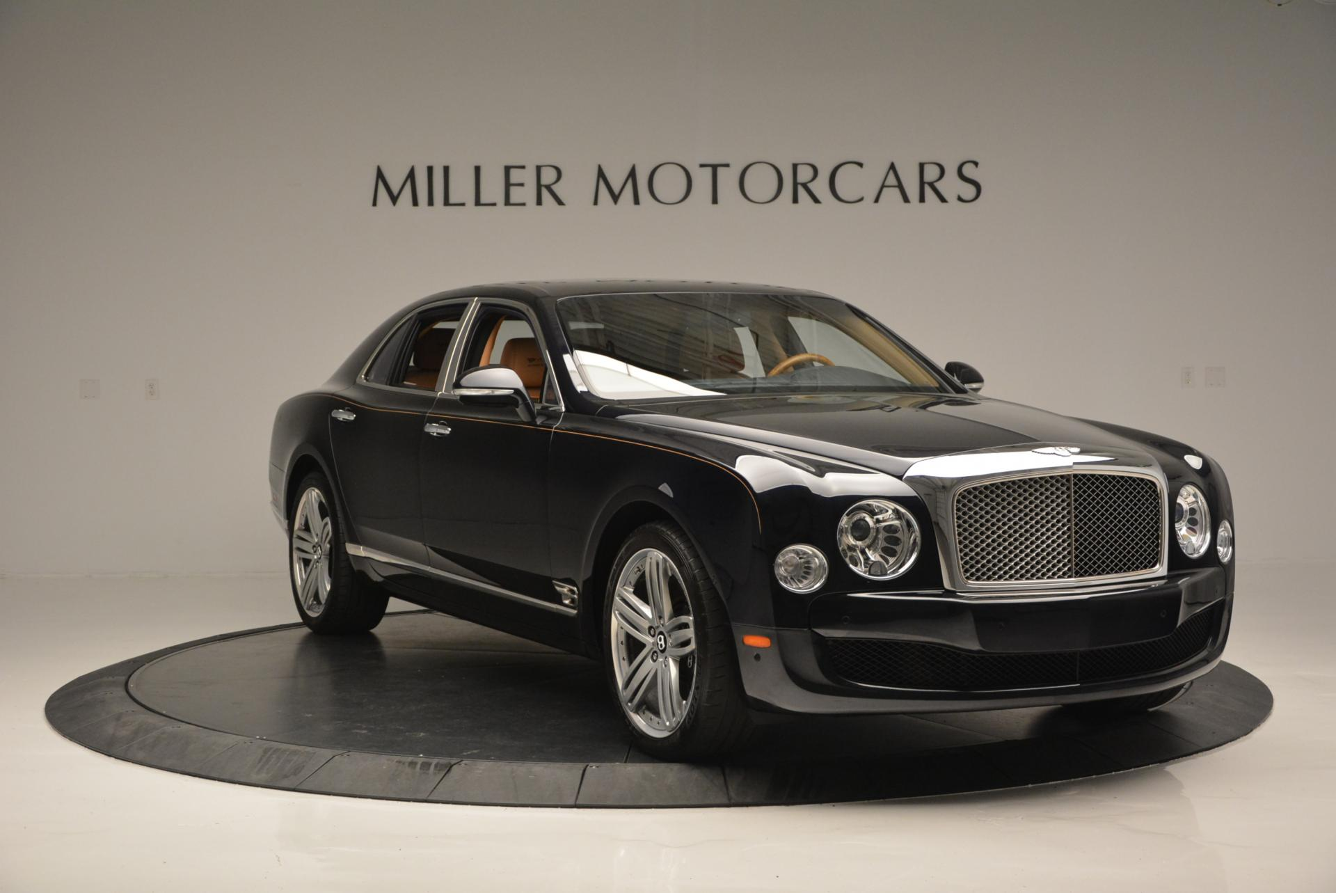 Used 2013 Bentley Mulsanne Le Mans Edition- Number 1 of 48 For Sale In Greenwich, CT. Alfa Romeo of Greenwich, R310A 40_p11