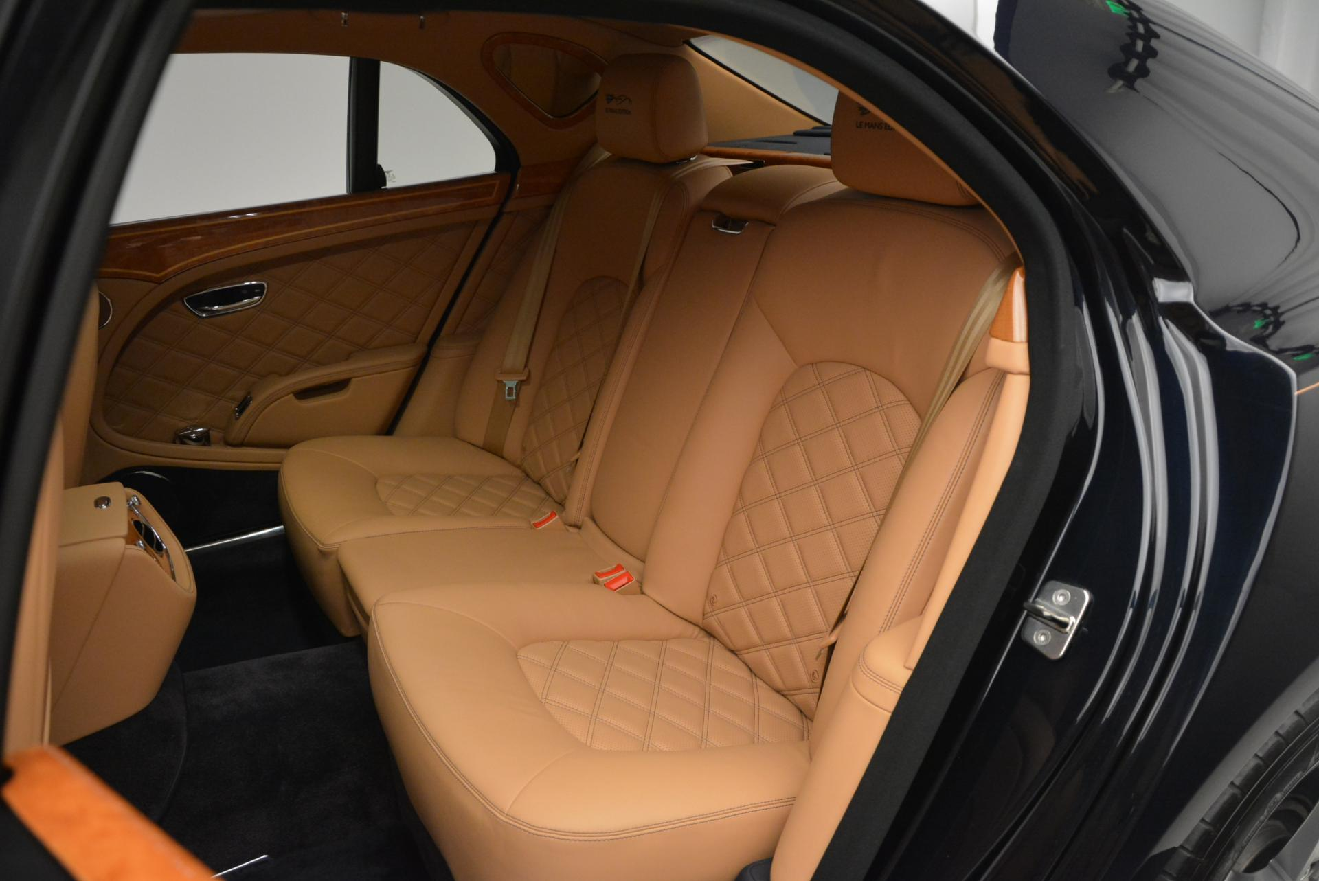 Used 2013 Bentley Mulsanne Le Mans Edition- Number 1 of 48 For Sale In Greenwich, CT. Alfa Romeo of Greenwich, R310A 40_p24