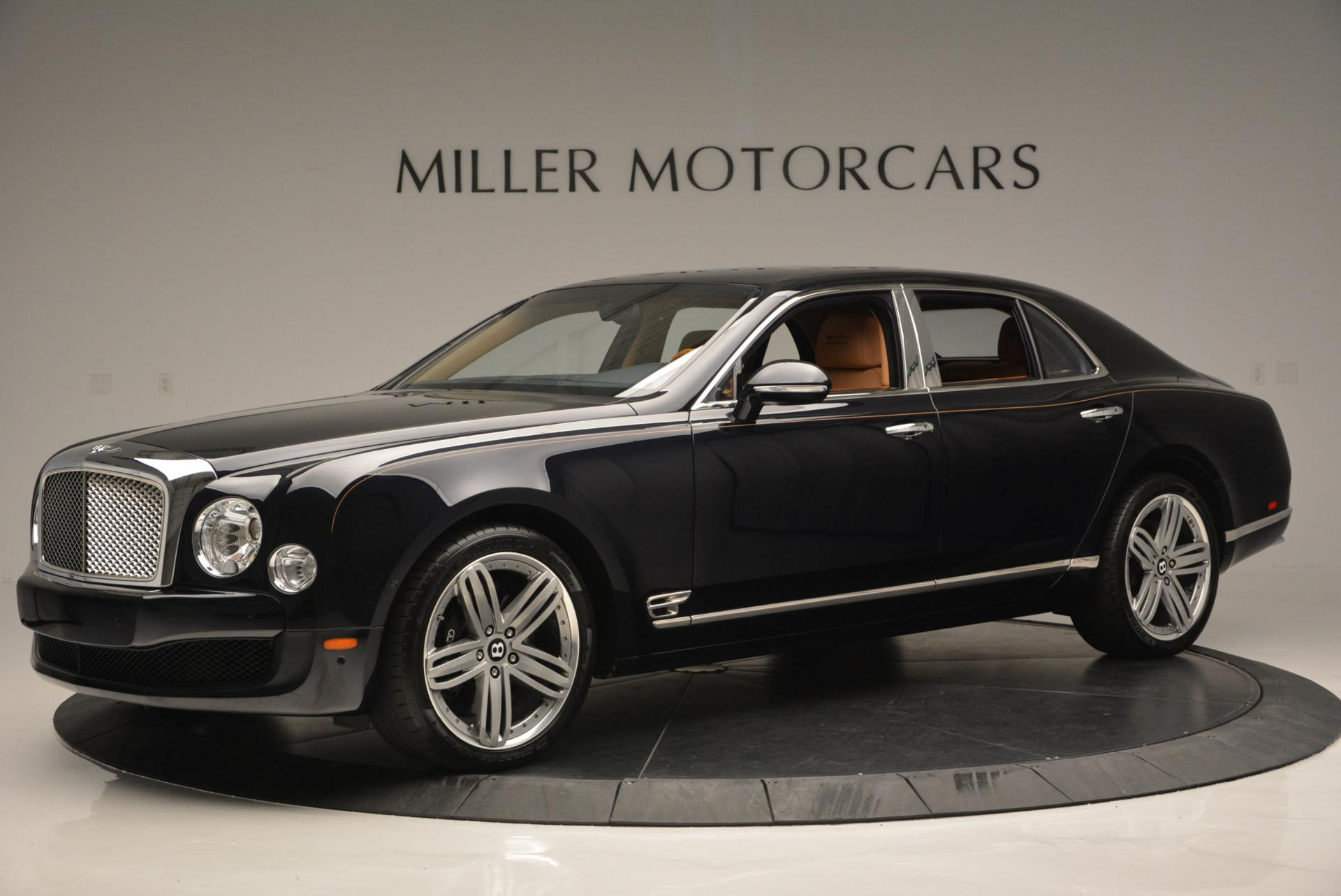 Used 2013 Bentley Mulsanne Le Mans Edition- Number 1 of 48 For Sale In Greenwich, CT. Alfa Romeo of Greenwich, R310A 40_p2