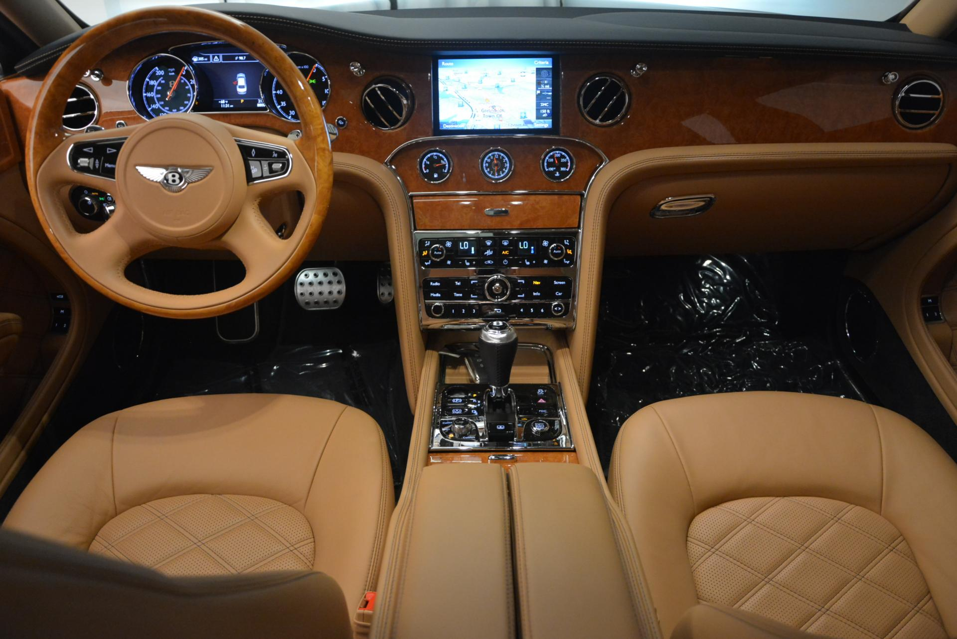 Used 2013 Bentley Mulsanne Le Mans Edition- Number 1 of 48 For Sale In Greenwich, CT. Alfa Romeo of Greenwich, R310A 40_p30