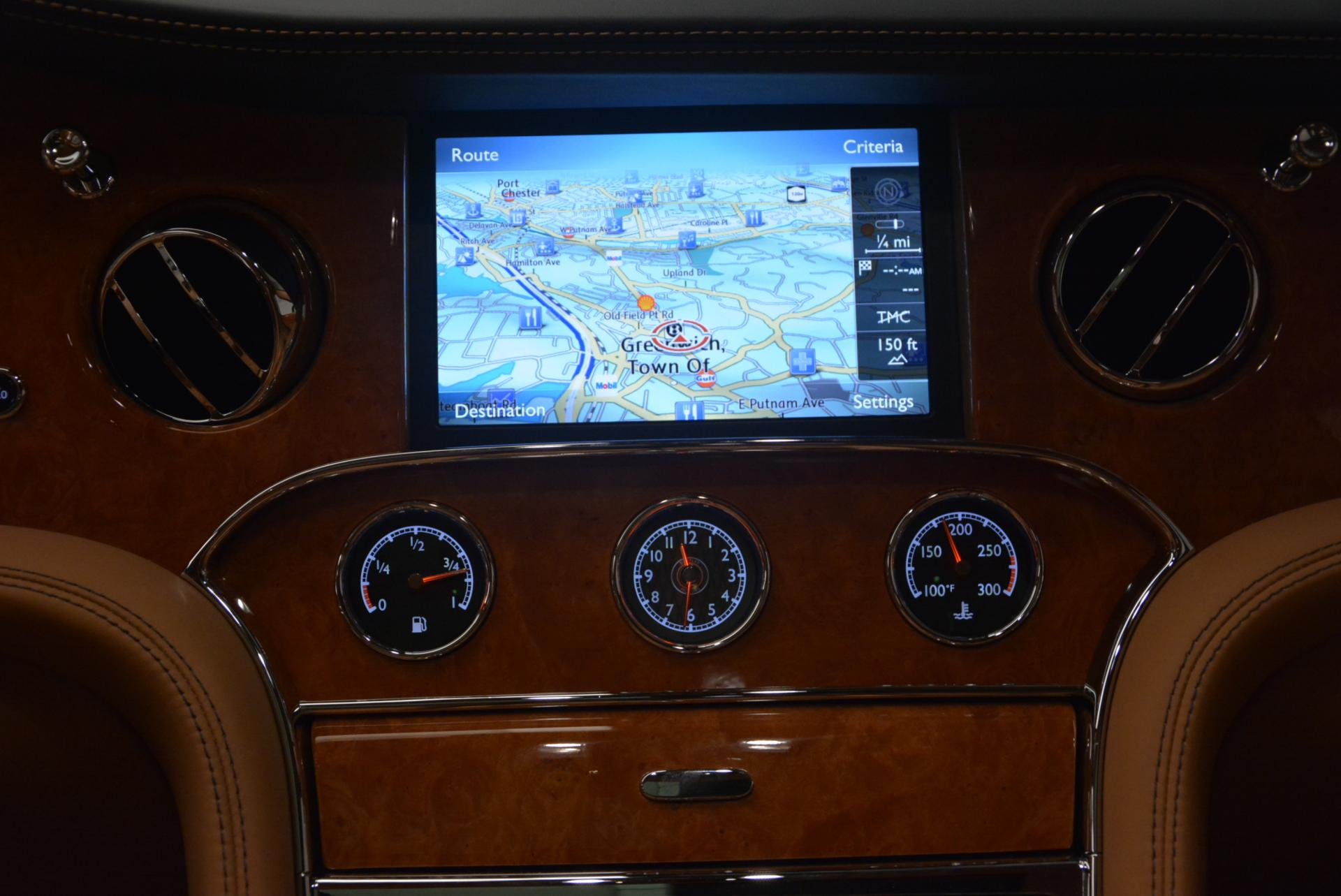 Used 2013 Bentley Mulsanne Le Mans Edition- Number 1 of 48 For Sale In Greenwich, CT. Alfa Romeo of Greenwich, R310A 40_p32