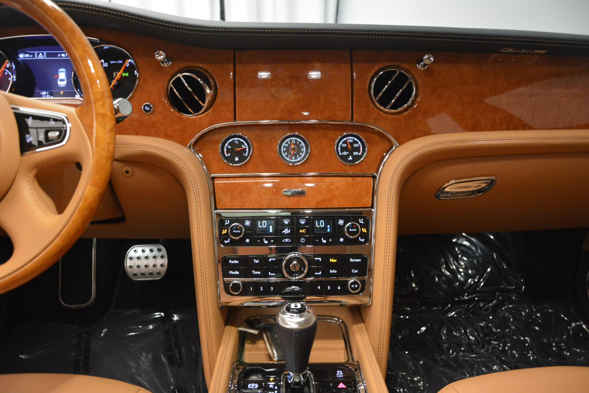 Used 2013 Bentley Mulsanne Le Mans Edition- Number 1 of 48 For Sale In Greenwich, CT. Alfa Romeo of Greenwich, R310A 40_p33