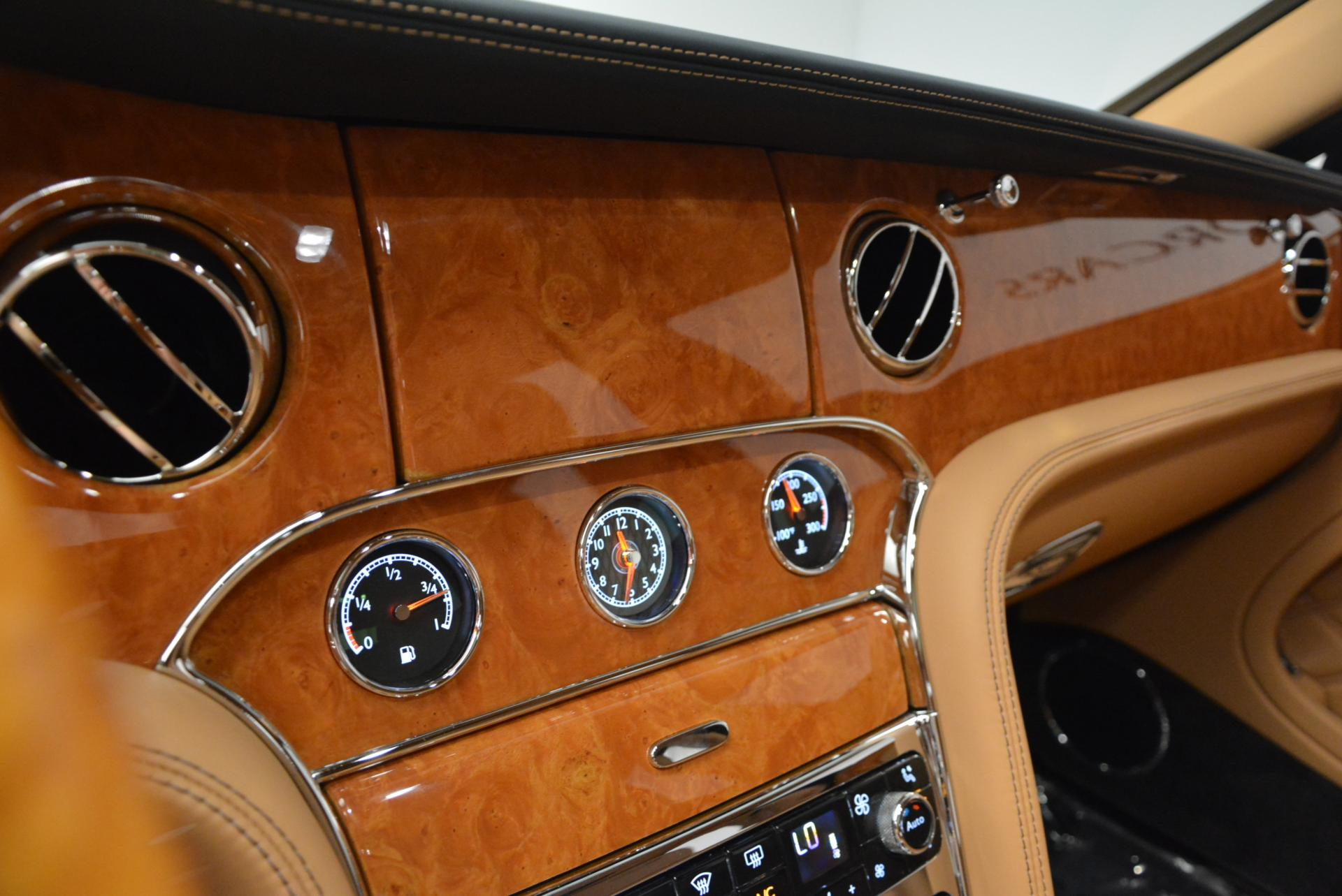 Used 2013 Bentley Mulsanne Le Mans Edition- Number 1 of 48 For Sale In Greenwich, CT. Alfa Romeo of Greenwich, R310A 40_p36