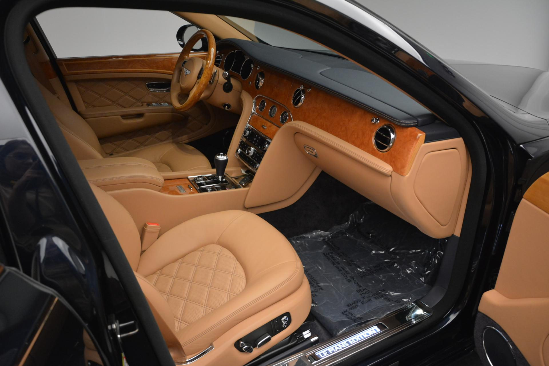 Used 2013 Bentley Mulsanne Le Mans Edition- Number 1 of 48 For Sale In Greenwich, CT. Alfa Romeo of Greenwich, R310A 40_p38