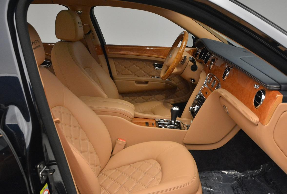 Used 2013 Bentley Mulsanne Le Mans Edition- Number 1 of 48 For Sale In Greenwich, CT. Alfa Romeo of Greenwich, R310A 40_p39