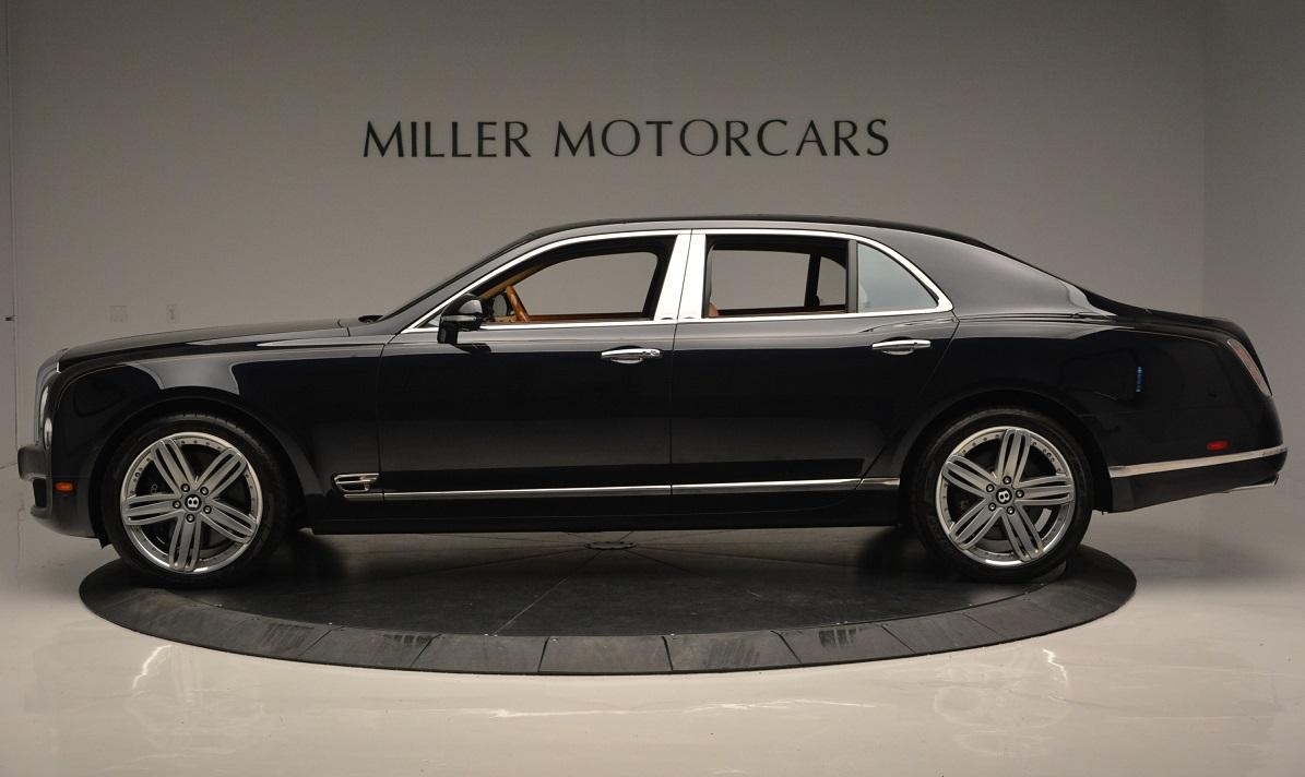 Used 2013 Bentley Mulsanne Le Mans Edition- Number 1 of 48 For Sale In Greenwich, CT. Alfa Romeo of Greenwich, R310A 40_p3