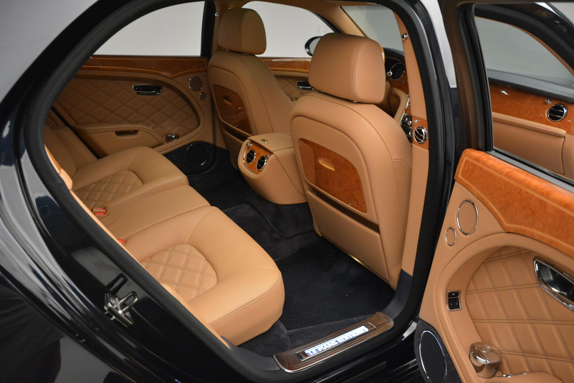 Used 2013 Bentley Mulsanne Le Mans Edition- Number 1 of 48 For Sale In Greenwich, CT. Alfa Romeo of Greenwich, R310A 40_p41