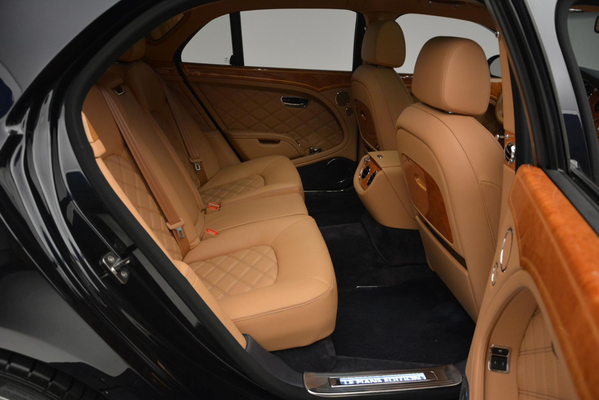 Used 2013 Bentley Mulsanne Le Mans Edition- Number 1 of 48 For Sale In Greenwich, CT. Alfa Romeo of Greenwich, R310A 40_p42