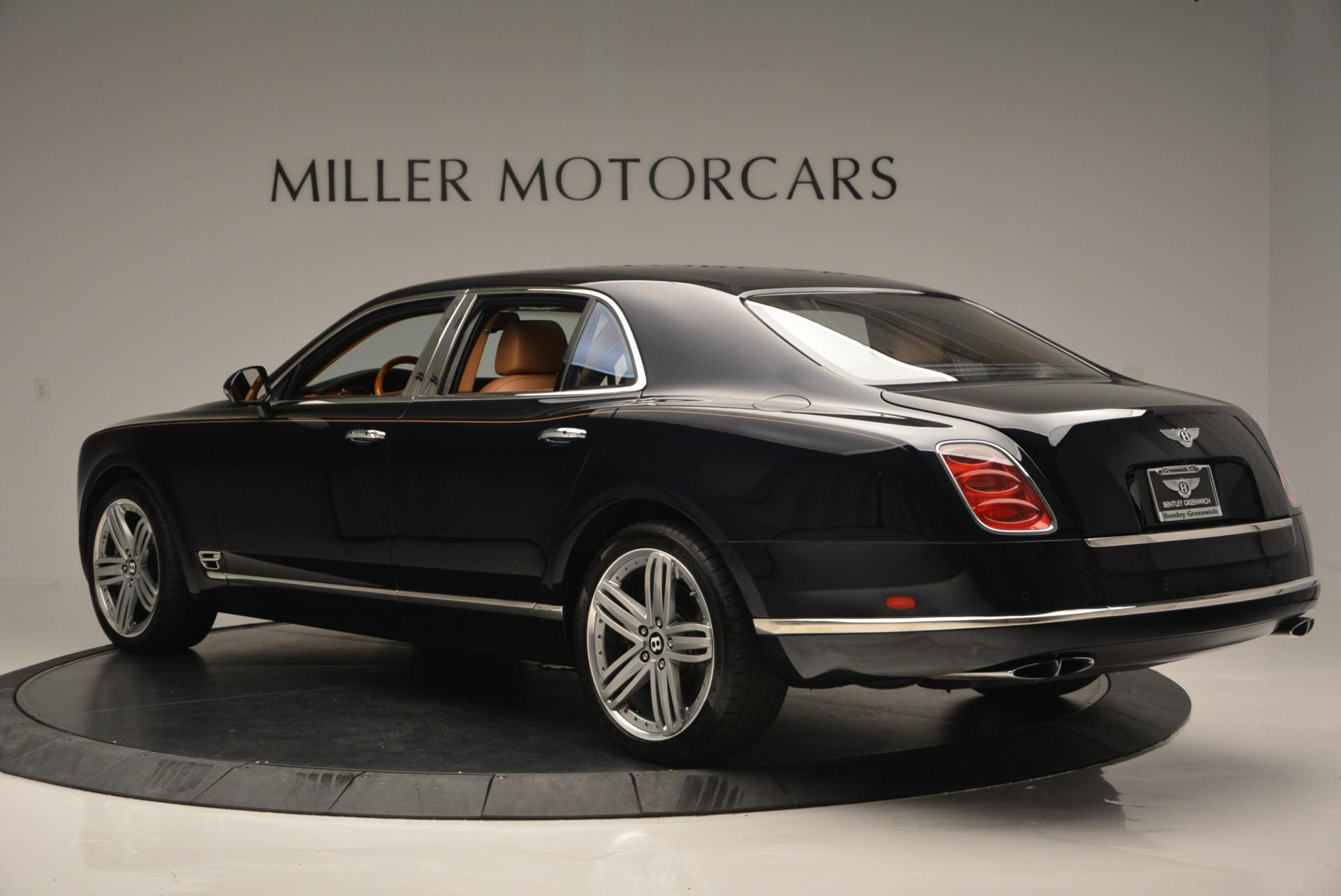 Used 2013 Bentley Mulsanne Le Mans Edition- Number 1 of 48 For Sale In Greenwich, CT. Alfa Romeo of Greenwich, R310A 40_p4
