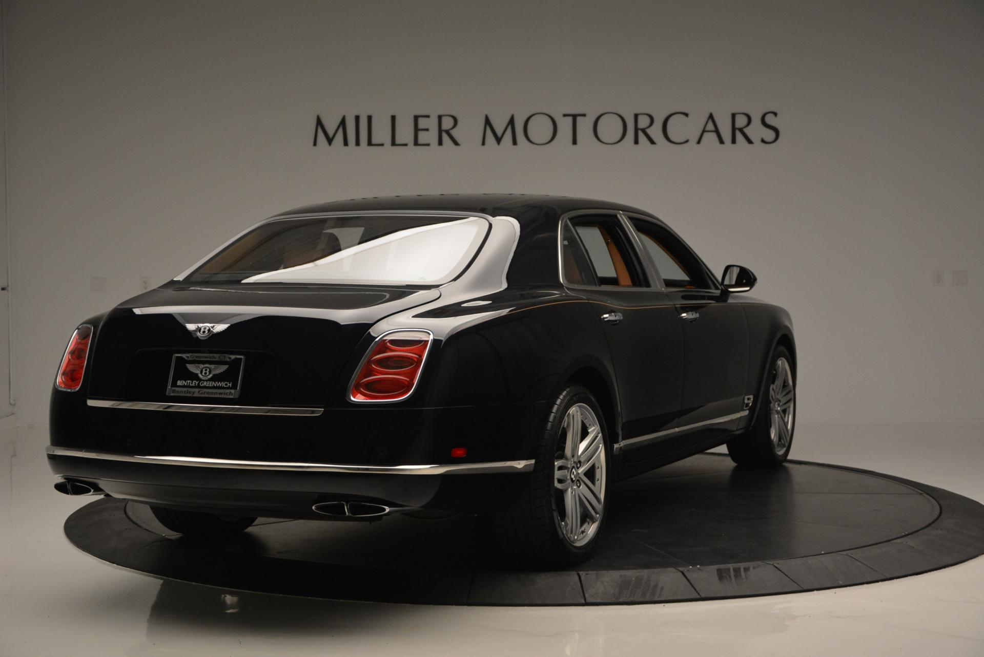Used 2013 Bentley Mulsanne Le Mans Edition- Number 1 of 48 For Sale In Greenwich, CT. Alfa Romeo of Greenwich, R310A 40_p7