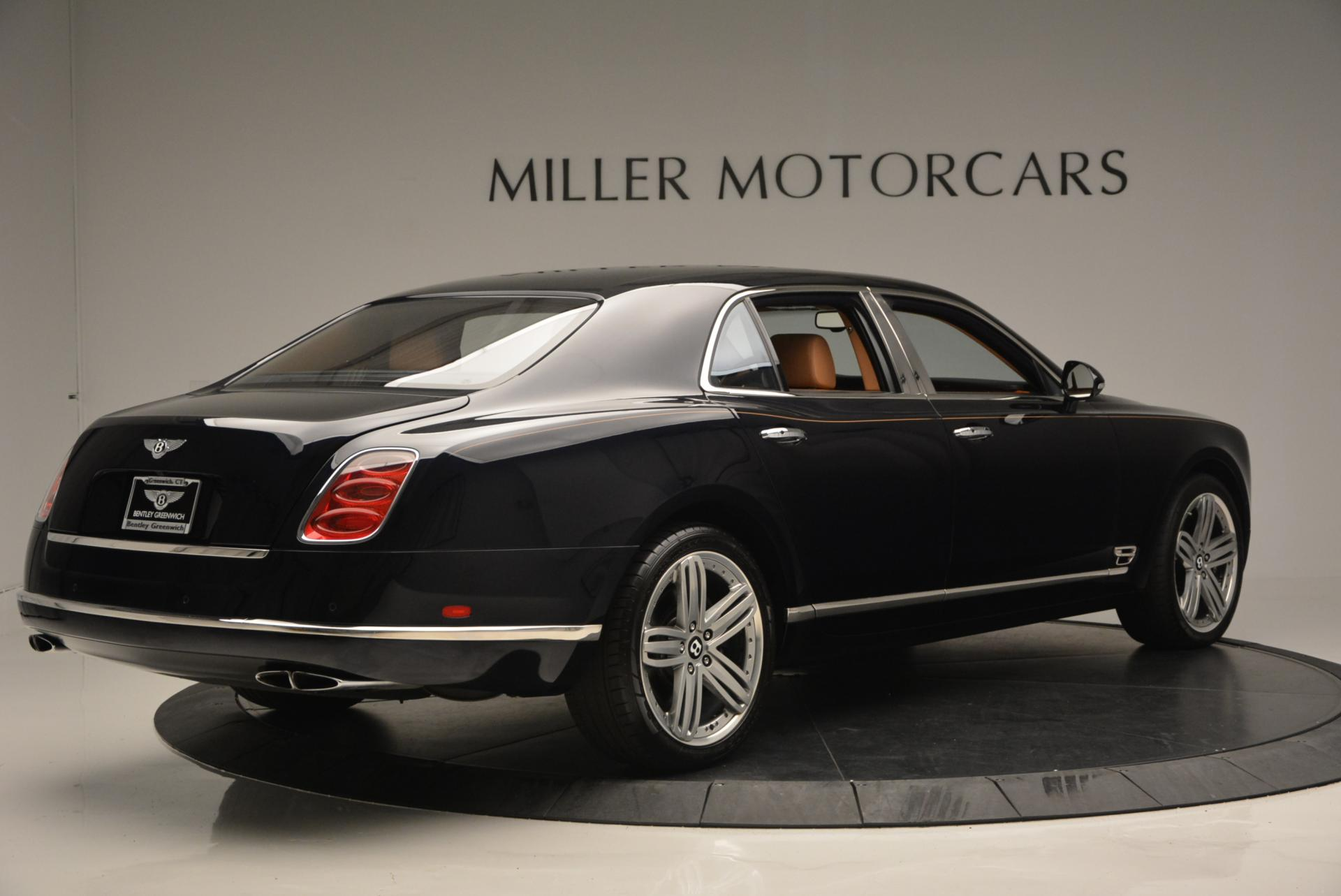 Used 2013 Bentley Mulsanne Le Mans Edition- Number 1 of 48 For Sale In Greenwich, CT. Alfa Romeo of Greenwich, R310A 40_p8