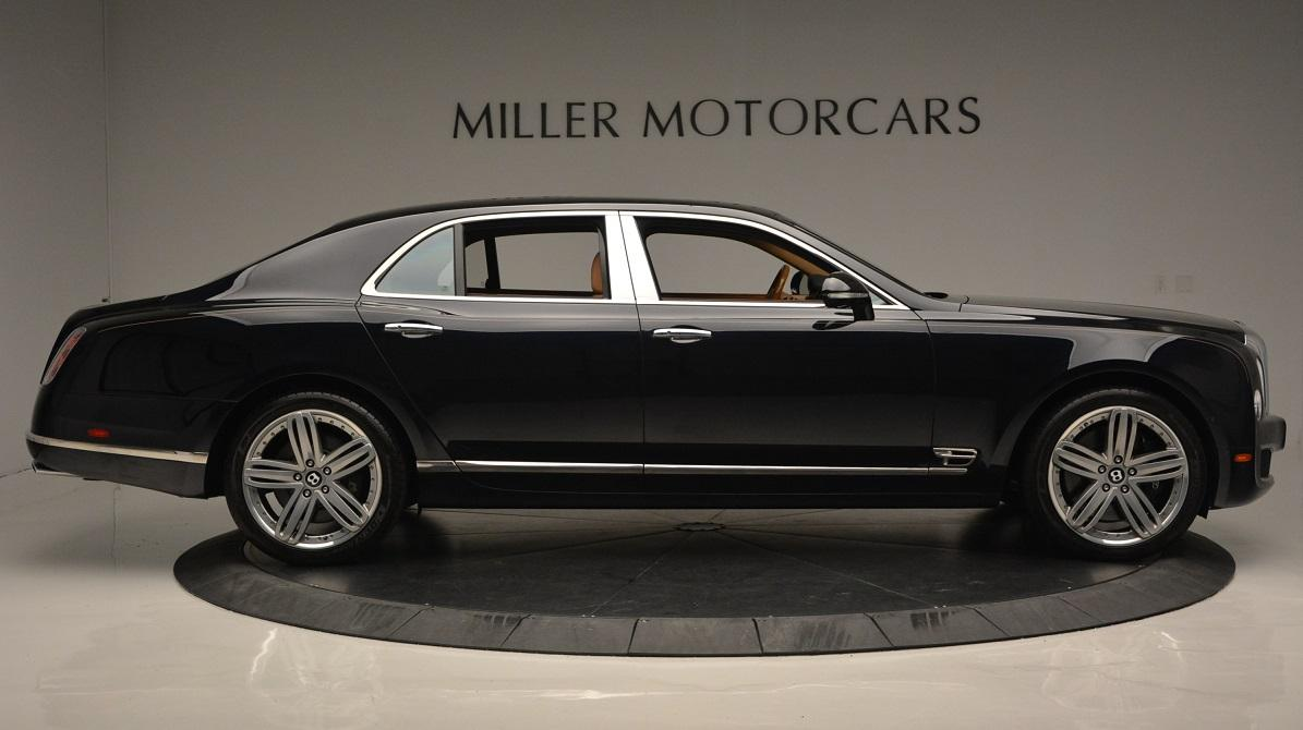 Used 2013 Bentley Mulsanne Le Mans Edition- Number 1 of 48 For Sale In Greenwich, CT. Alfa Romeo of Greenwich, R310A 40_p9