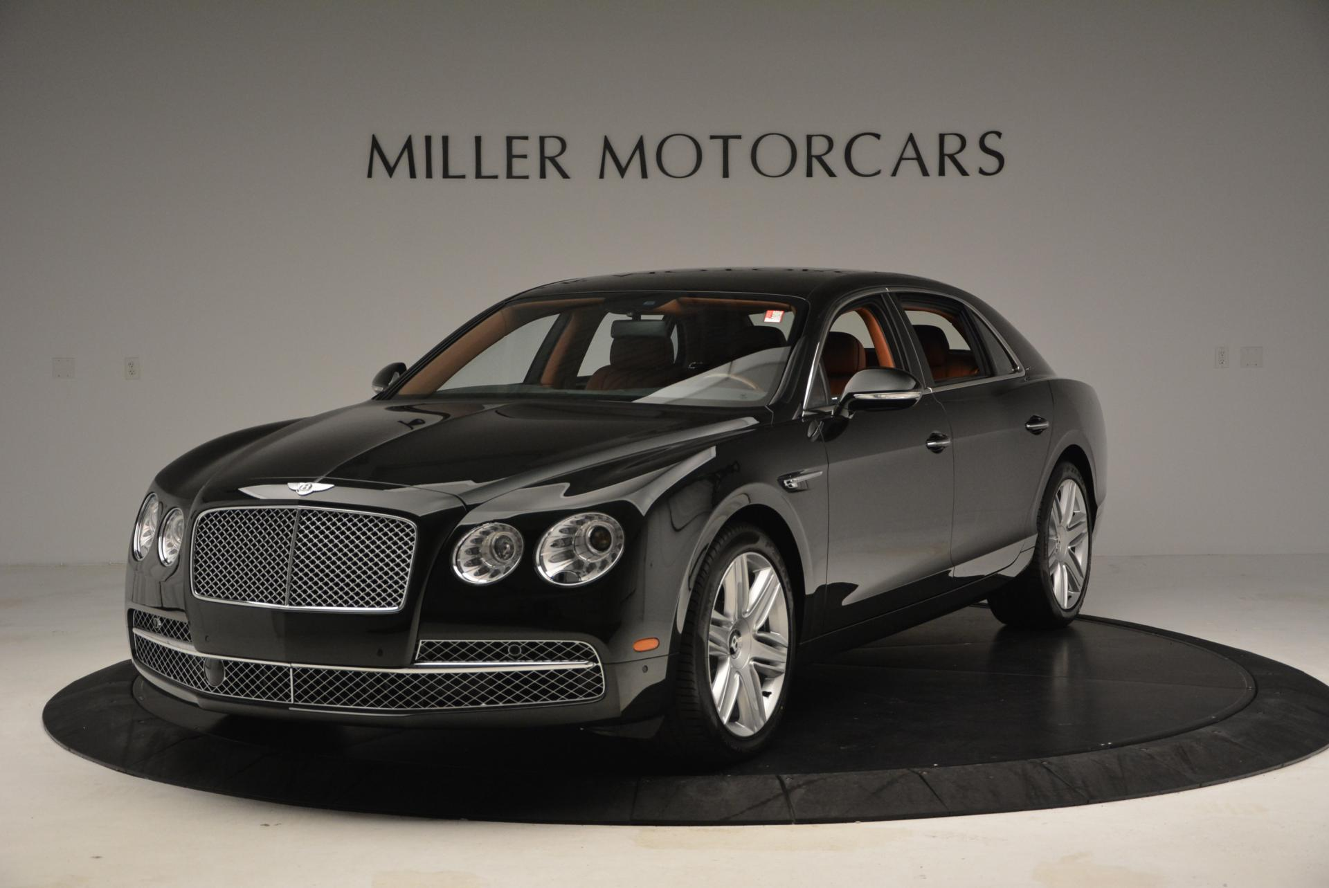 Used 2016 Bentley Flying Spur W12  For Sale In Greenwich, CT. Alfa Romeo of Greenwich, B1098 41_main