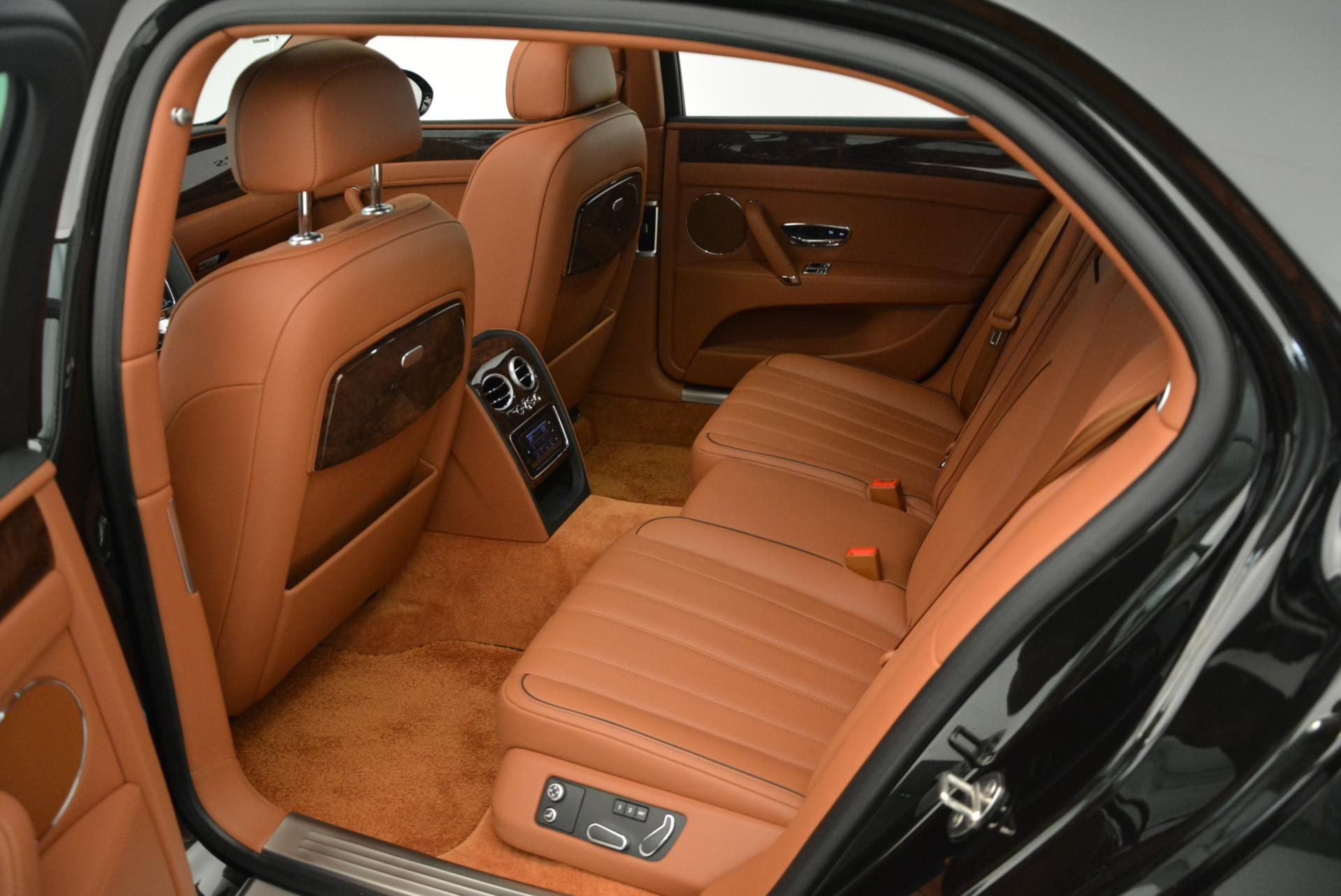 Used 2016 Bentley Flying Spur W12  For Sale In Greenwich, CT. Alfa Romeo of Greenwich, B1098 41_p30