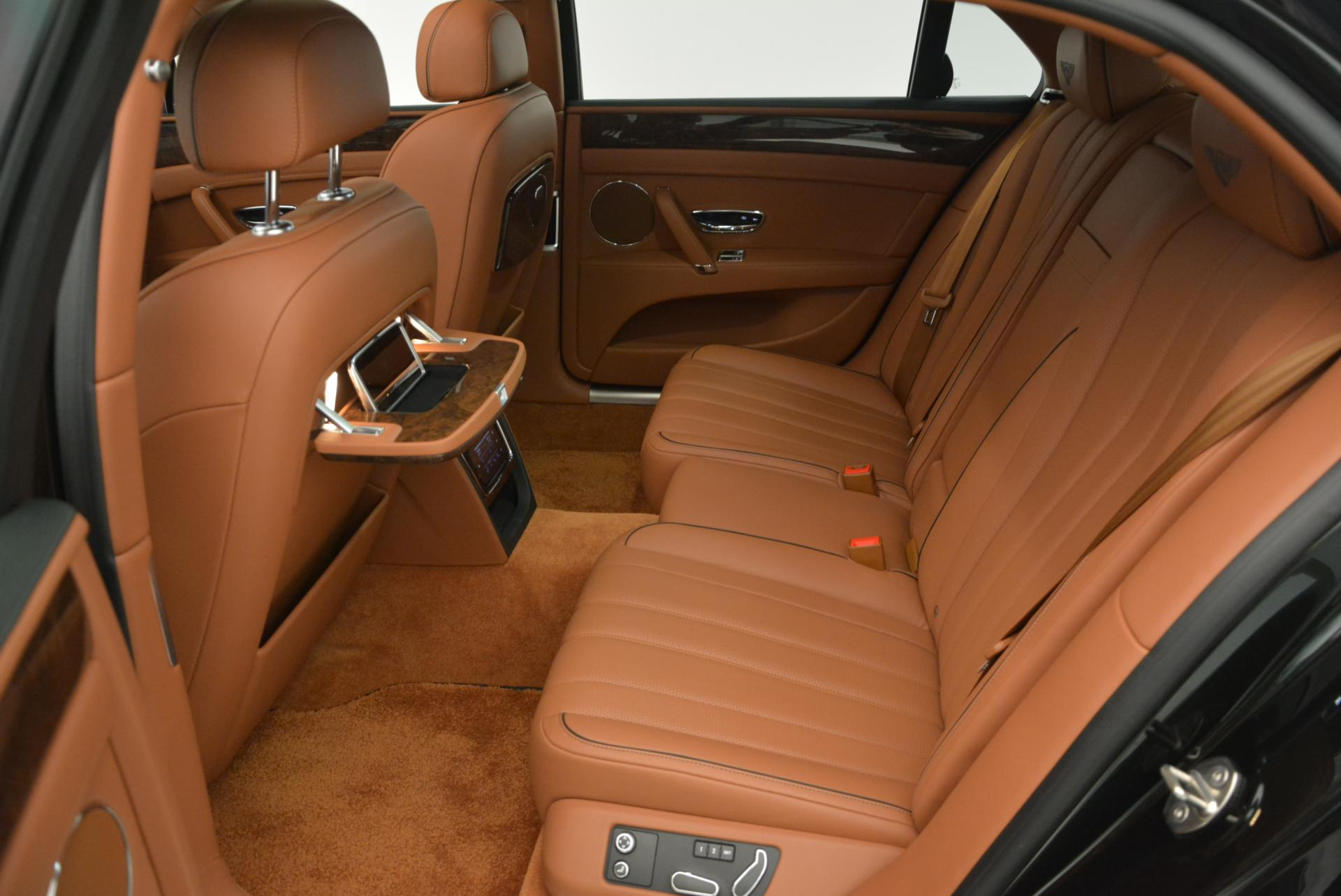 Used 2016 Bentley Flying Spur W12  For Sale In Greenwich, CT. Alfa Romeo of Greenwich, B1098 41_p31
