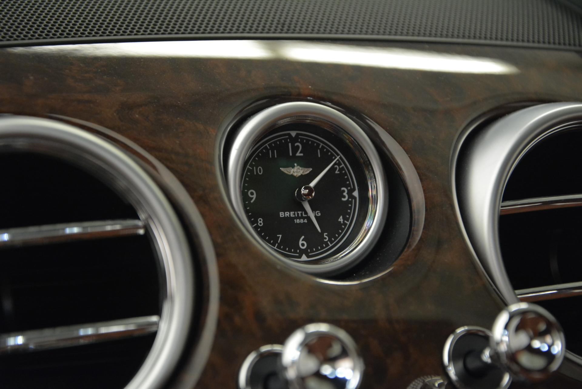 Used 2016 Bentley Flying Spur W12  For Sale In Greenwich, CT. Alfa Romeo of Greenwich, B1098 41_p35