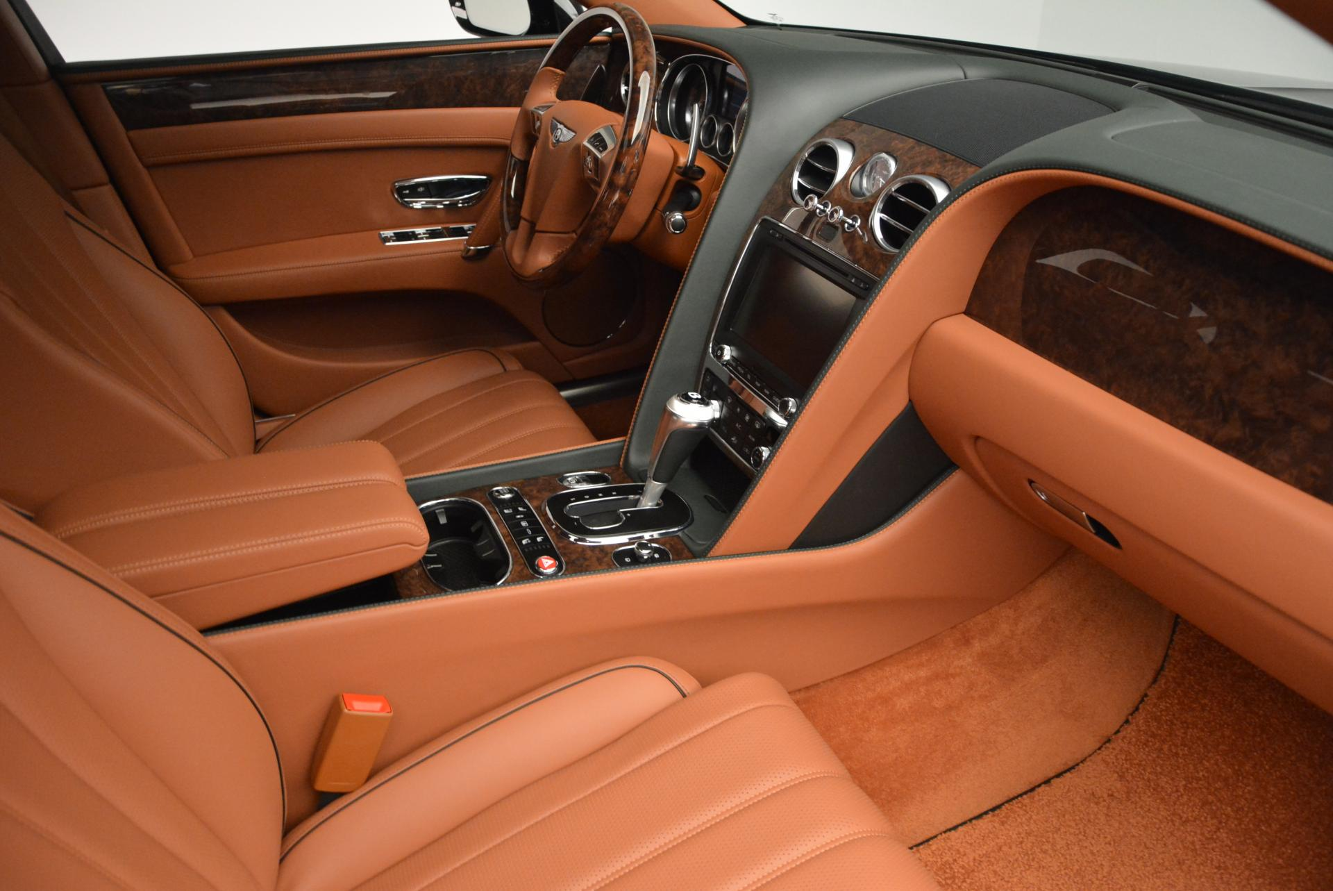 Used 2016 Bentley Flying Spur W12  For Sale In Greenwich, CT. Alfa Romeo of Greenwich, B1098 41_p41