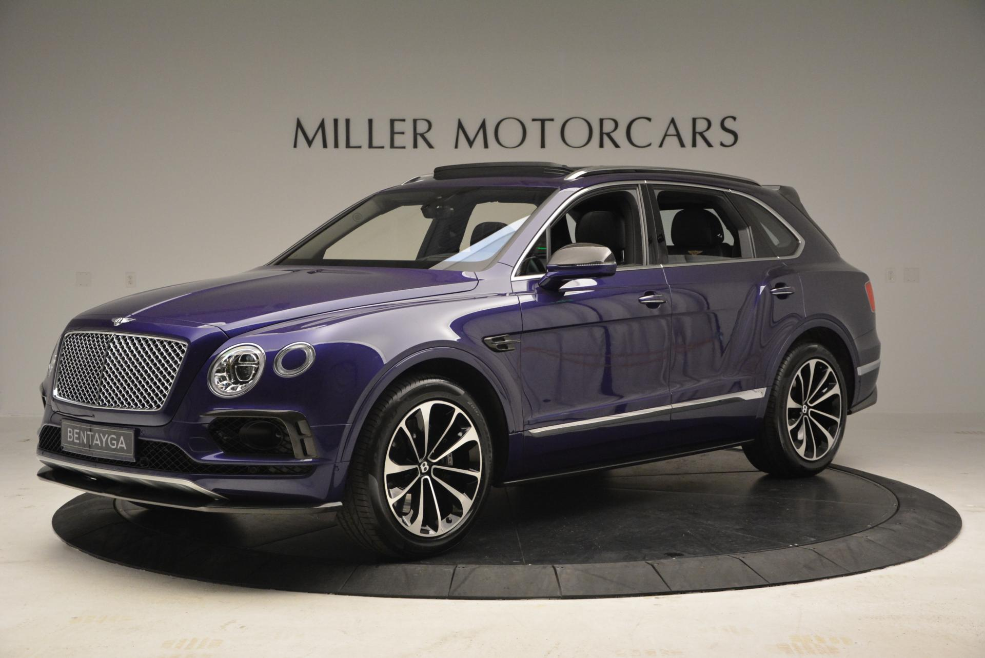 New 2017 Bentley Bentayga  For Sale In Greenwich, CT. Alfa Romeo of Greenwich, 1BENTAYGA1 42_p2