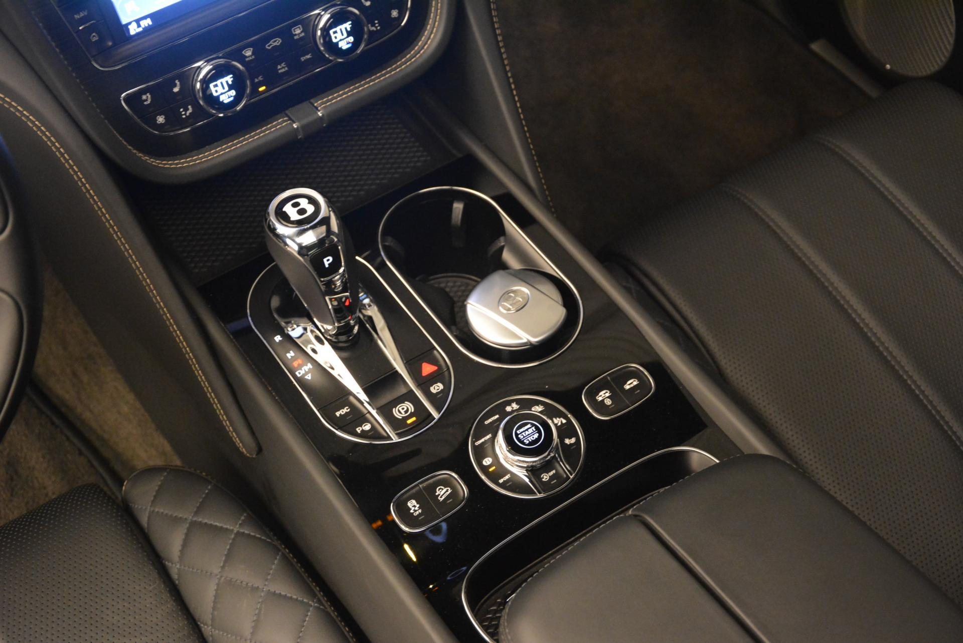 New 2017 Bentley Bentayga  For Sale In Greenwich, CT. Alfa Romeo of Greenwich, 1BENTAYGA1 42_p38
