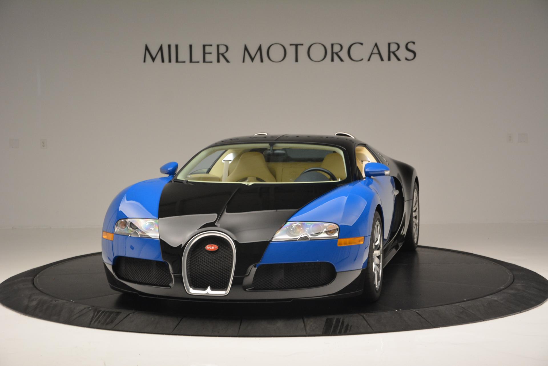Used 2006 Bugatti Veyron 16.4  For Sale In Greenwich, CT. Alfa Romeo of Greenwich, 6725 43_main