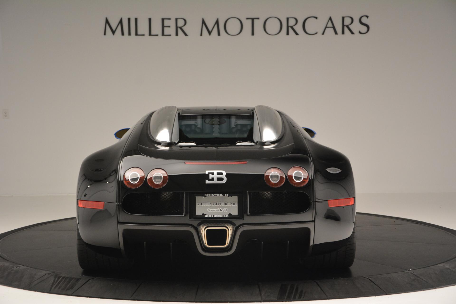 Used 2006 Bugatti Veyron 16.4  For Sale In Greenwich, CT. Alfa Romeo of Greenwich, 6725 43_p10