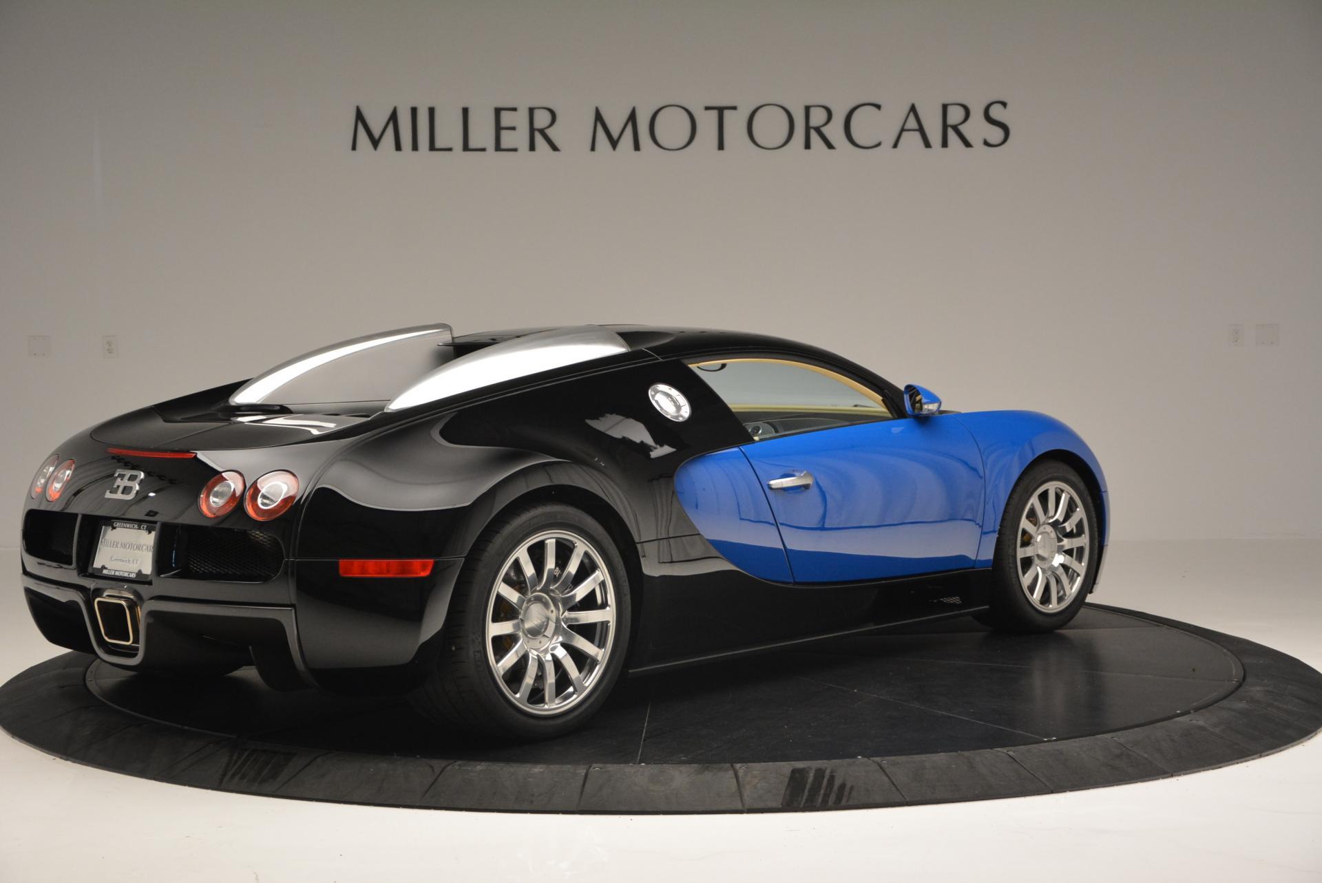 Used 2006 Bugatti Veyron 16.4  For Sale In Greenwich, CT. Alfa Romeo of Greenwich, 6725 43_p12